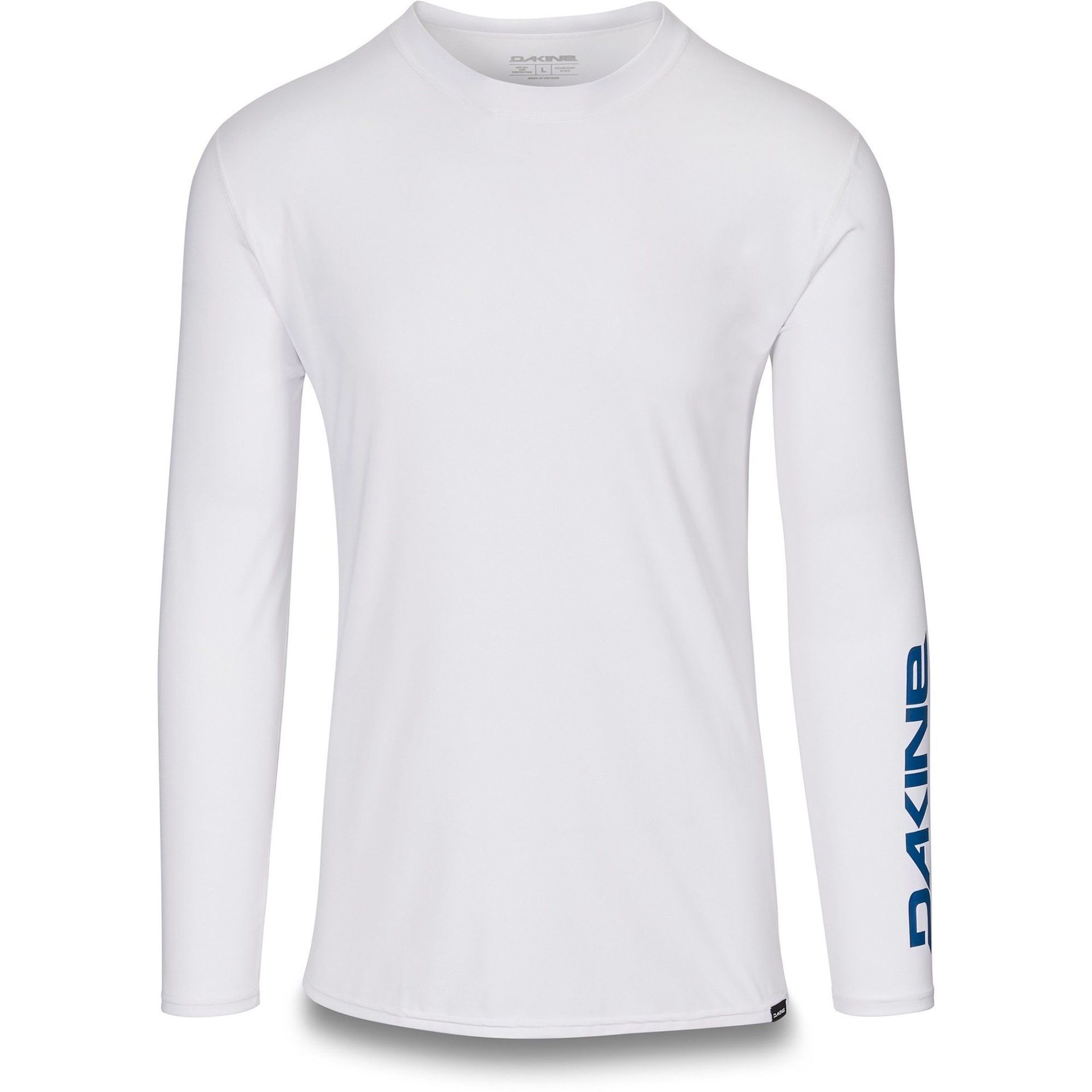 LYCRA DAKINE M HEAVY DUTY LOOSE FIT LS WHITE