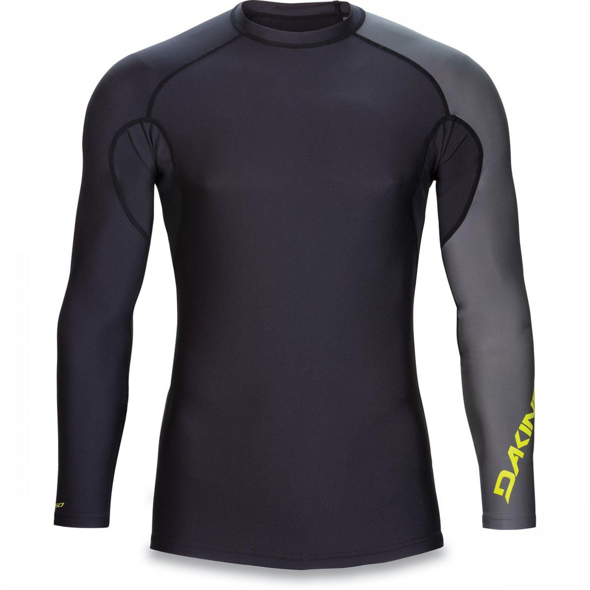 LYCRA DAKINE MENS TWILIGHT SNUG FIT LS BLACK 1