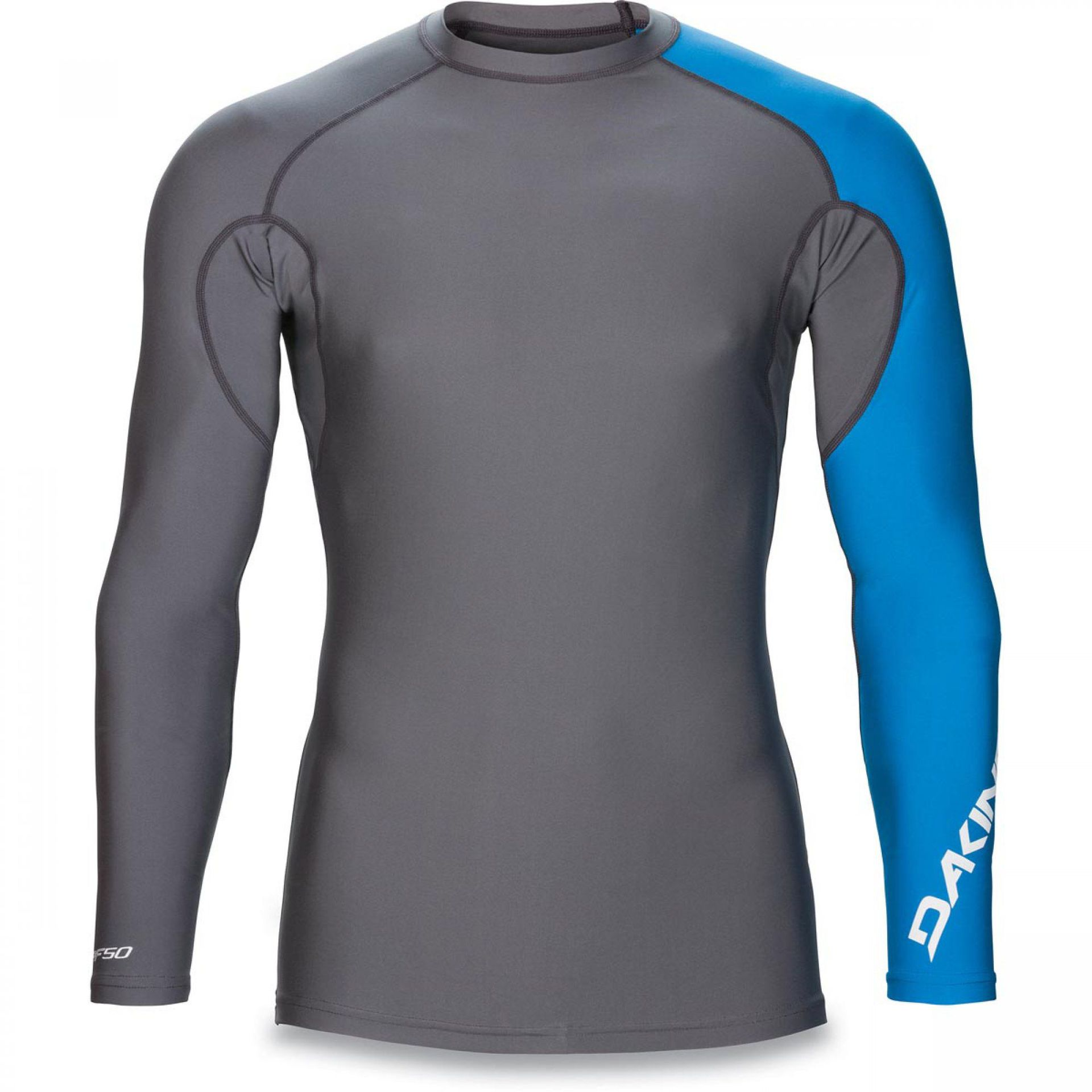 LYCRA DAKINE MENS TWILIGHT SNUG FIT LS GUNMETAL 1