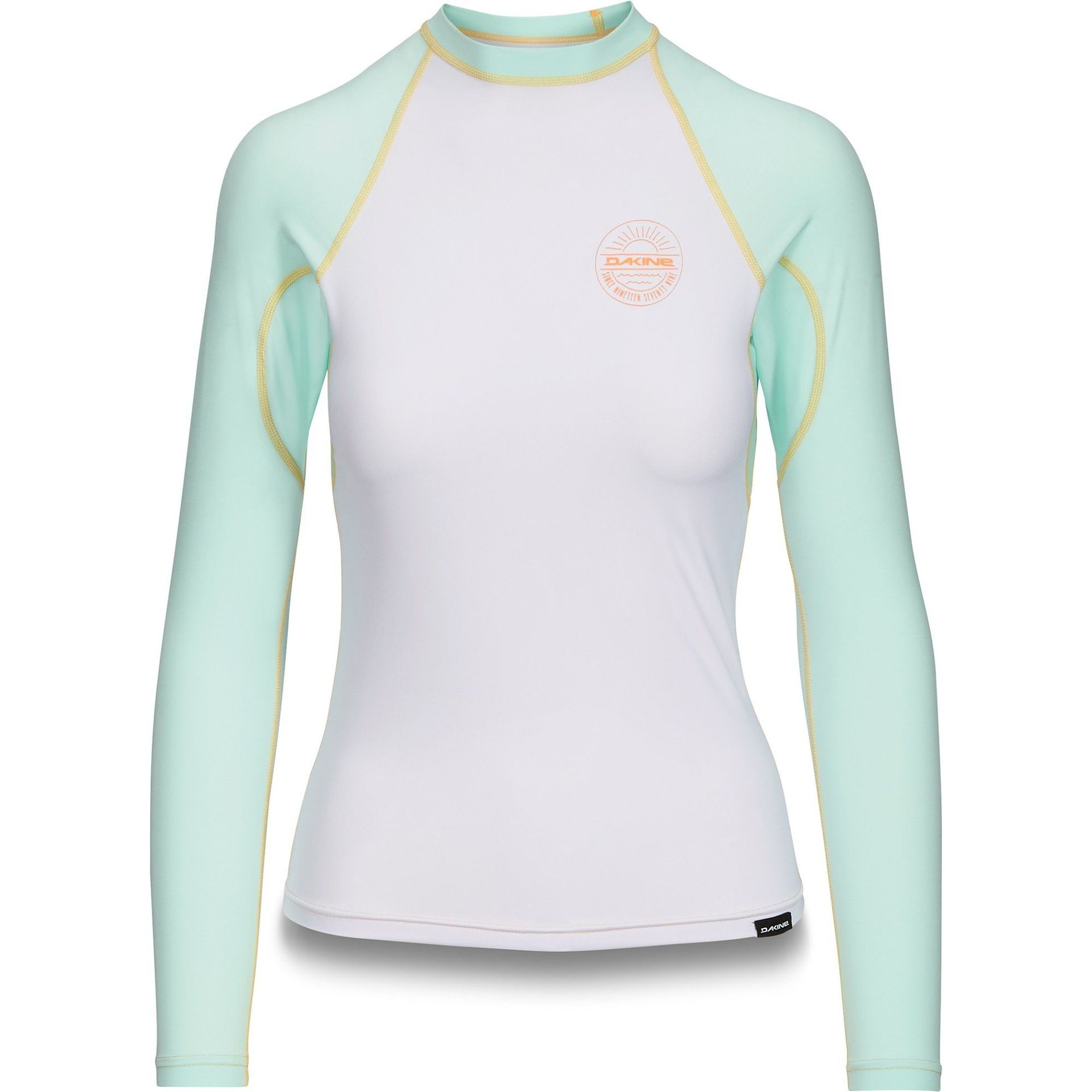 LYCRA DAKINE WOMENS FLOW SNUG FIT LS PASTEL CURRENT
