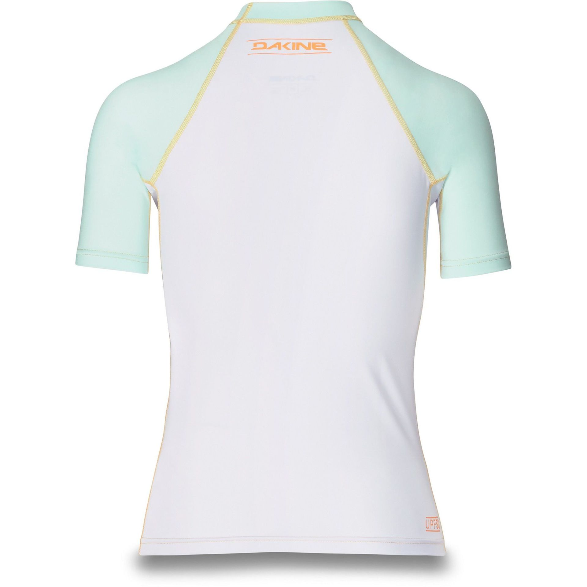 LYCRA DAKINE WOMENS FLOW SNUG FIT SS PASTEL CURRENT  1