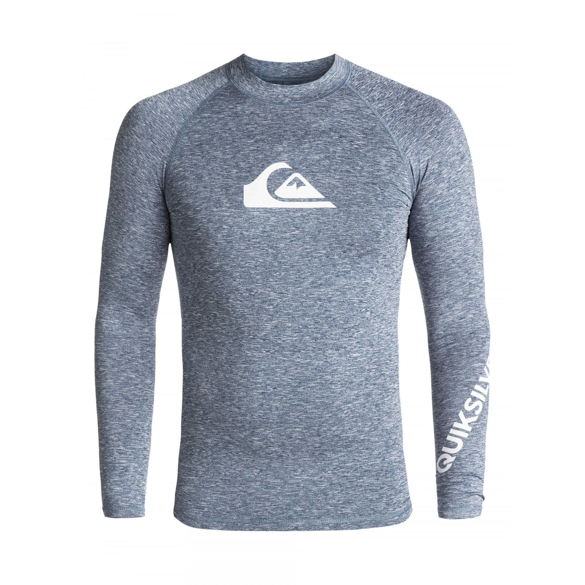 LYCRA QUIKSILVER ALL TIME LS EQYWR03137-BRQH 1