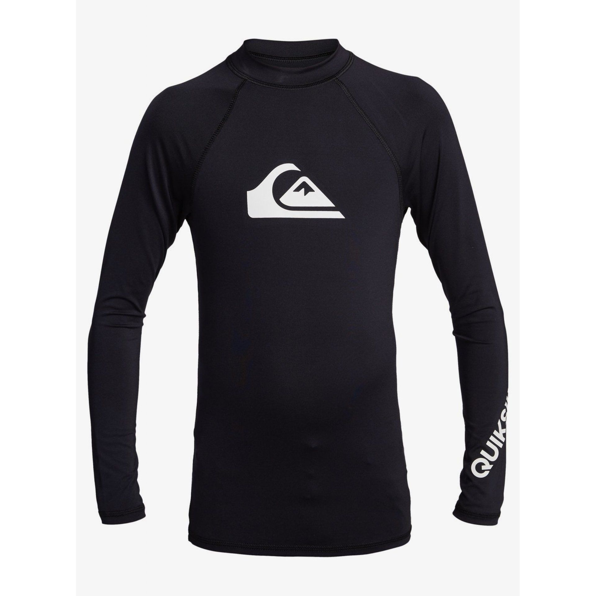 LYCRA QUIKSILVER BOYS 8-16 ALL TIME LS EQBWR03128 KVJ0