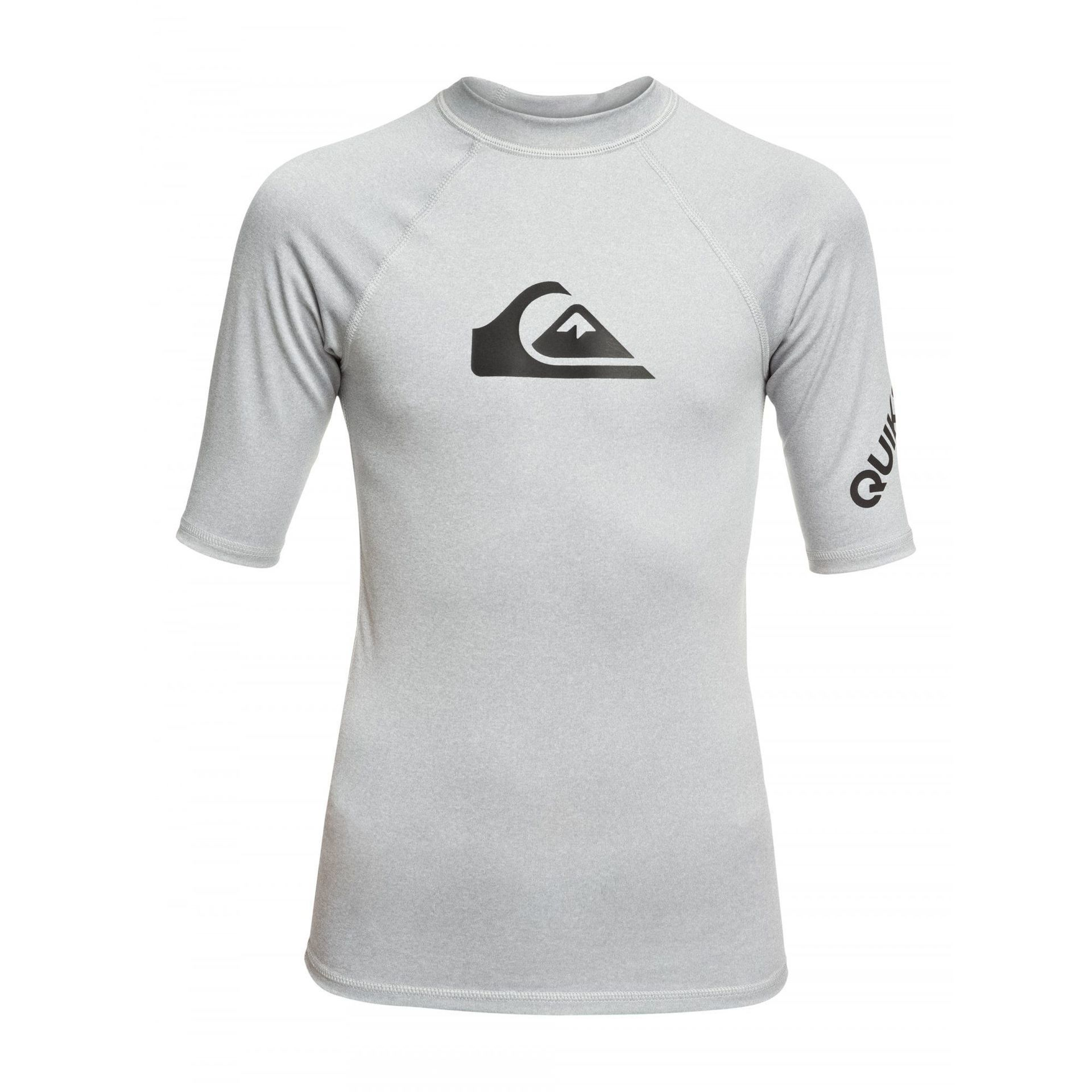 LYCRA QUIKSILVER BOYS 8-16 ALL TIME SS EQBWR03074-SGRH 1