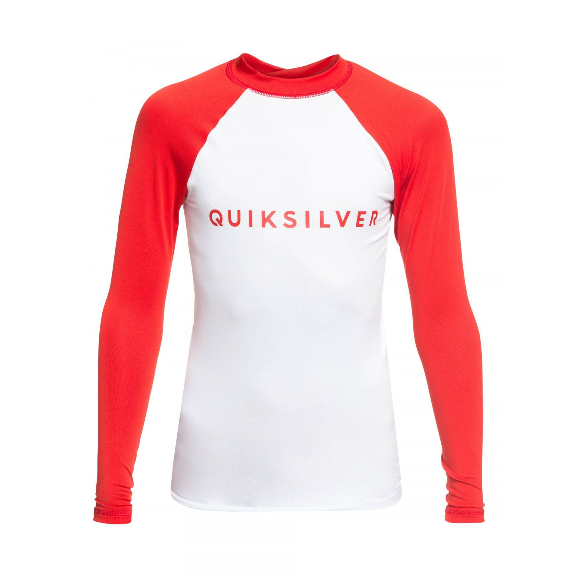 LYCRA QUIKSILVER BOYS 8-16 ALWAYS THERE LS EQBWR03077-RQC0 1