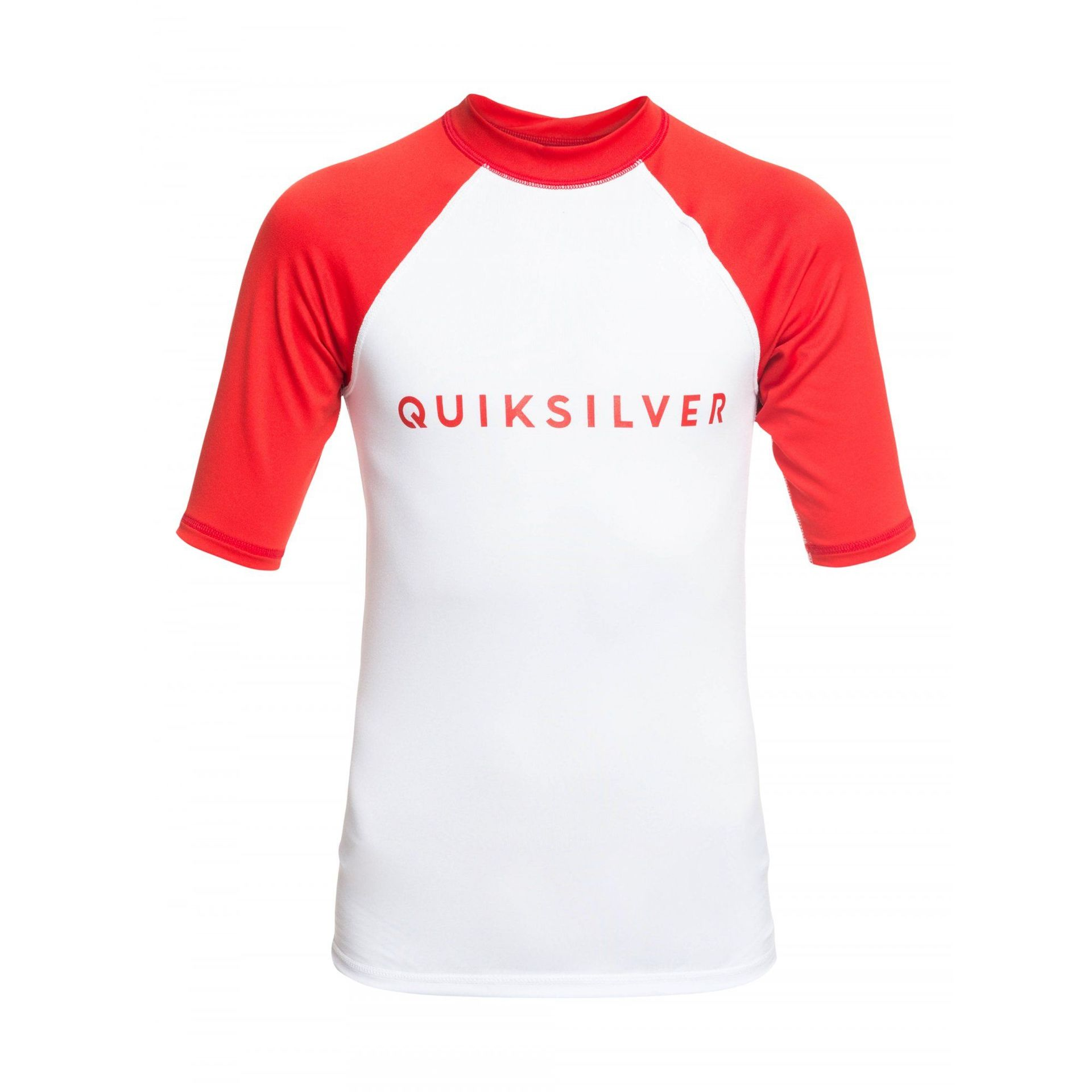 LYCRA QUIKSILVER BOYS 8-16 ALWAYS THERE SS EQBWR03076-RQC0 1