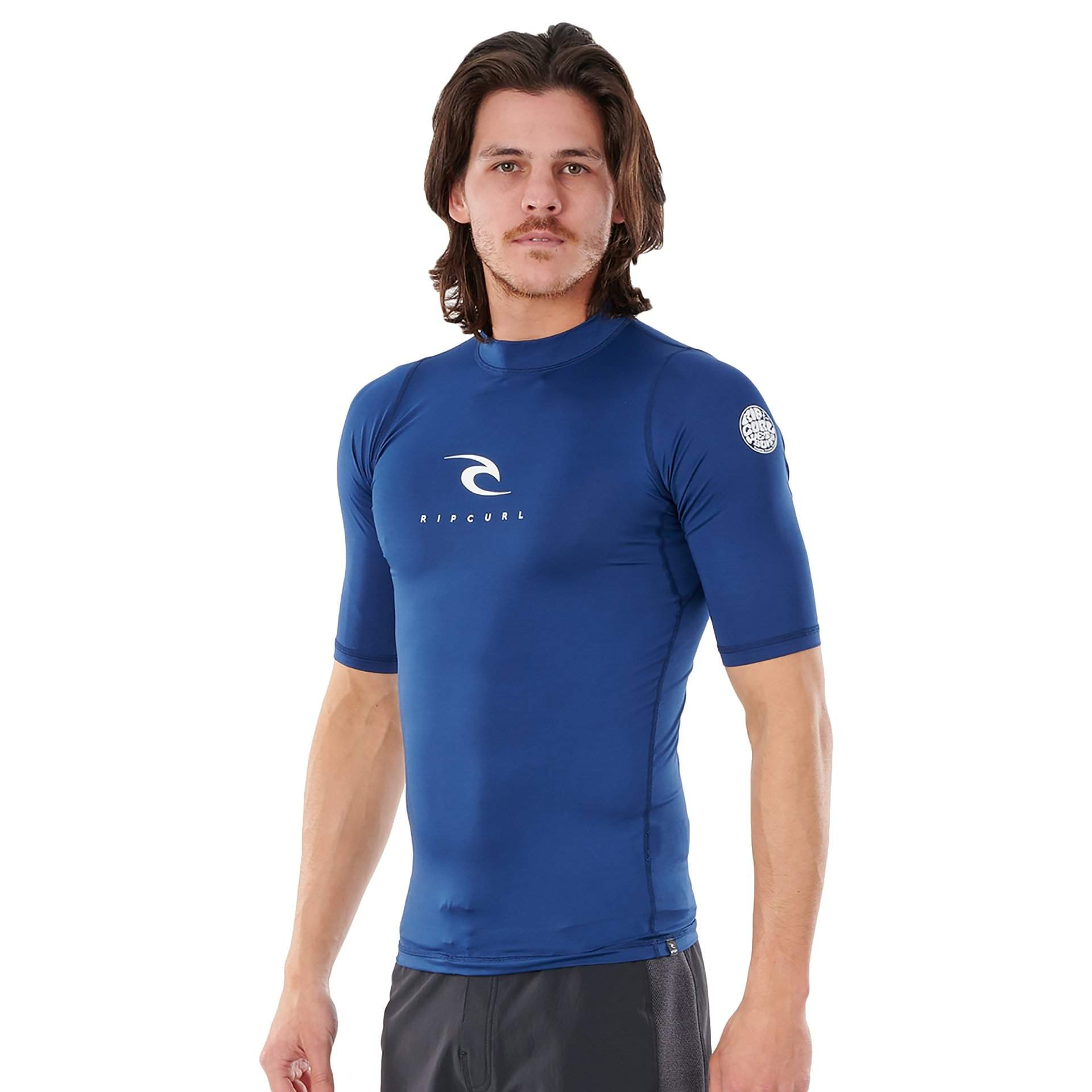 LYCRA RIP CURL CORPS SS WLE3KM 49 NAVY