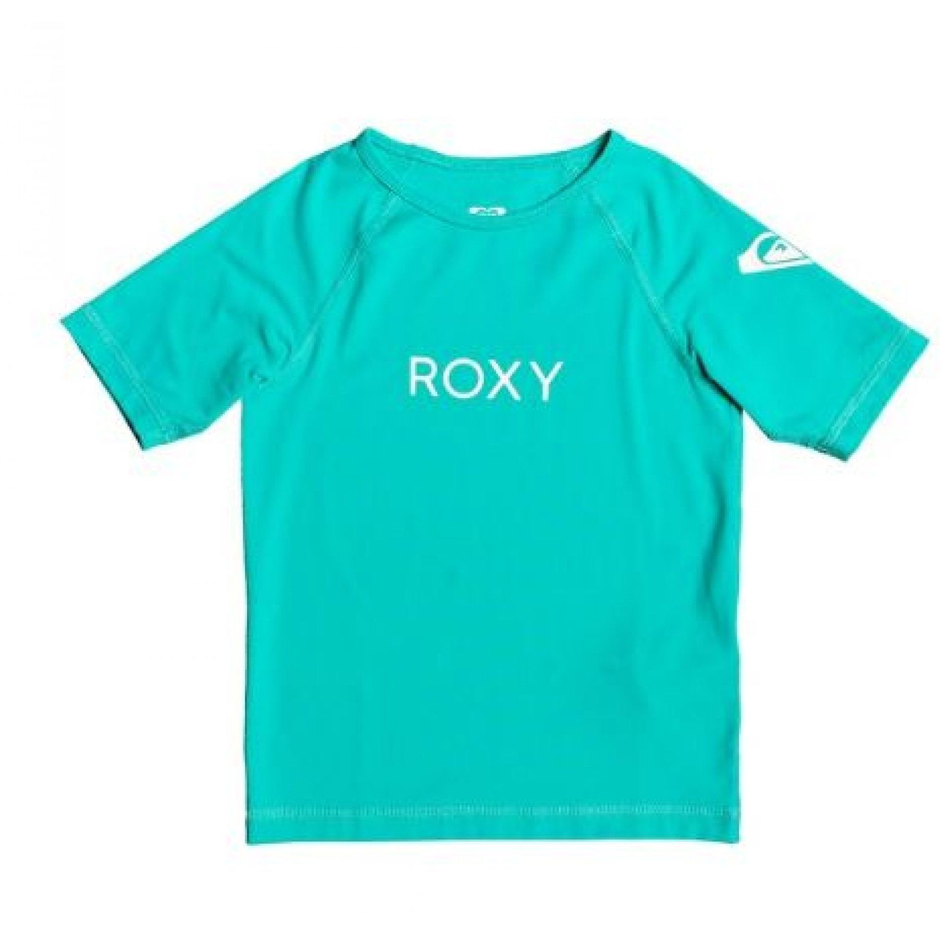 LYCRA ROXY GIRLS 2-7 FUNNY WAVES SS ERLWR03090 GMH0