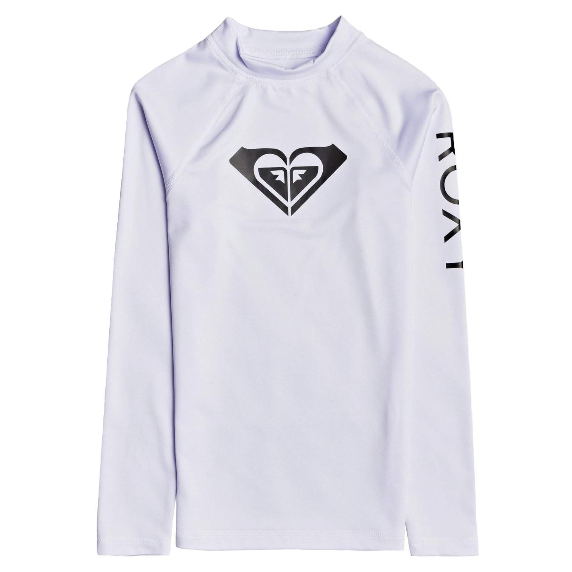 LYCRA ROXY GIRLS 8-16 WHOLE HEARTED LS ERGWR03205 WBB1