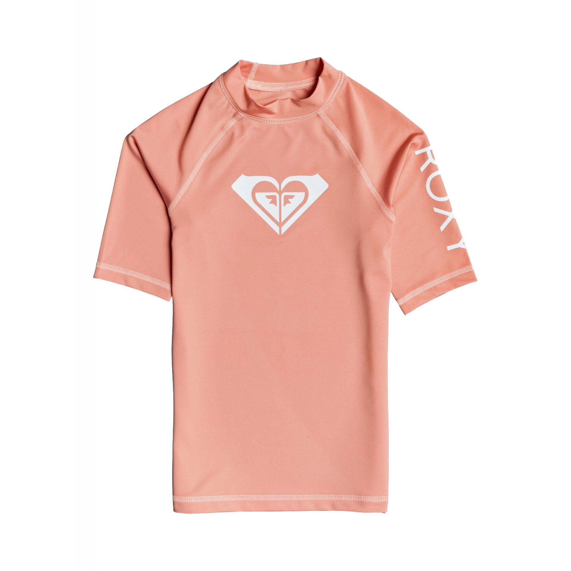 LYCRA ROXY GIRLS 8-16 WHOLE HEARTED SS ERGWR03183 MJN0