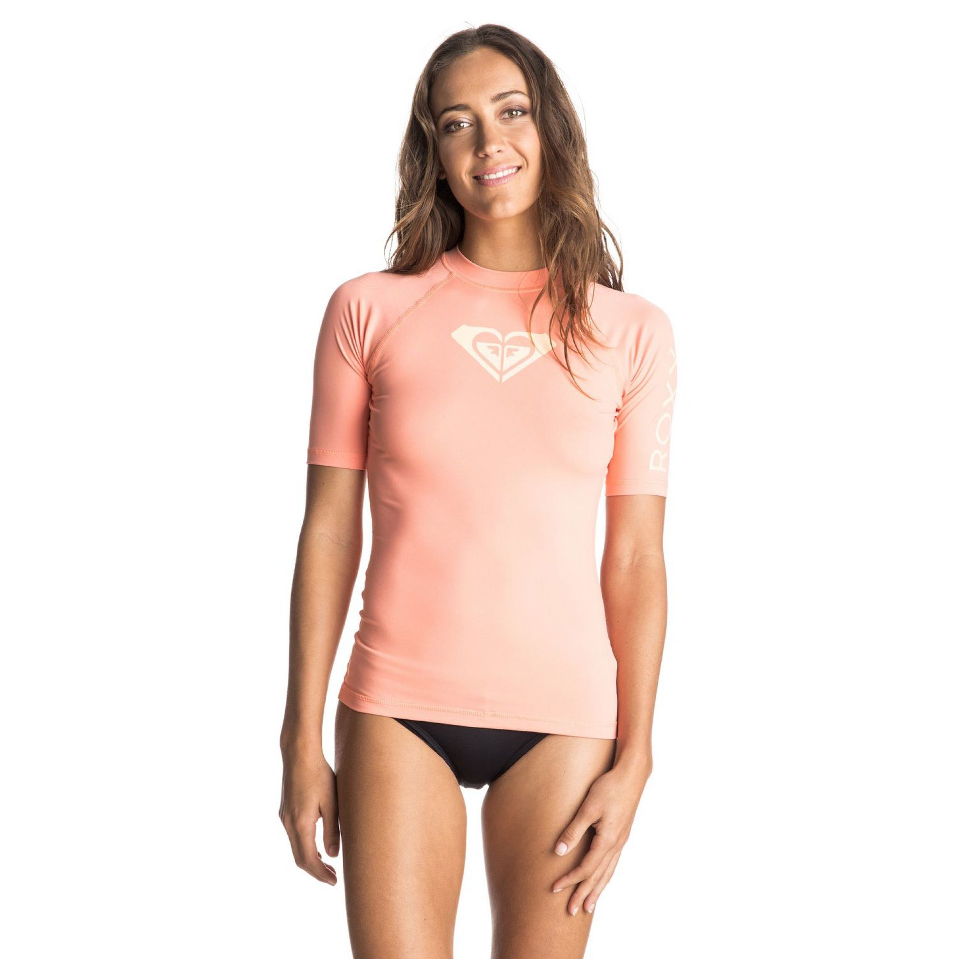 LYCRA ROXY WHOLE HEARTED SUNKISSED CORAL