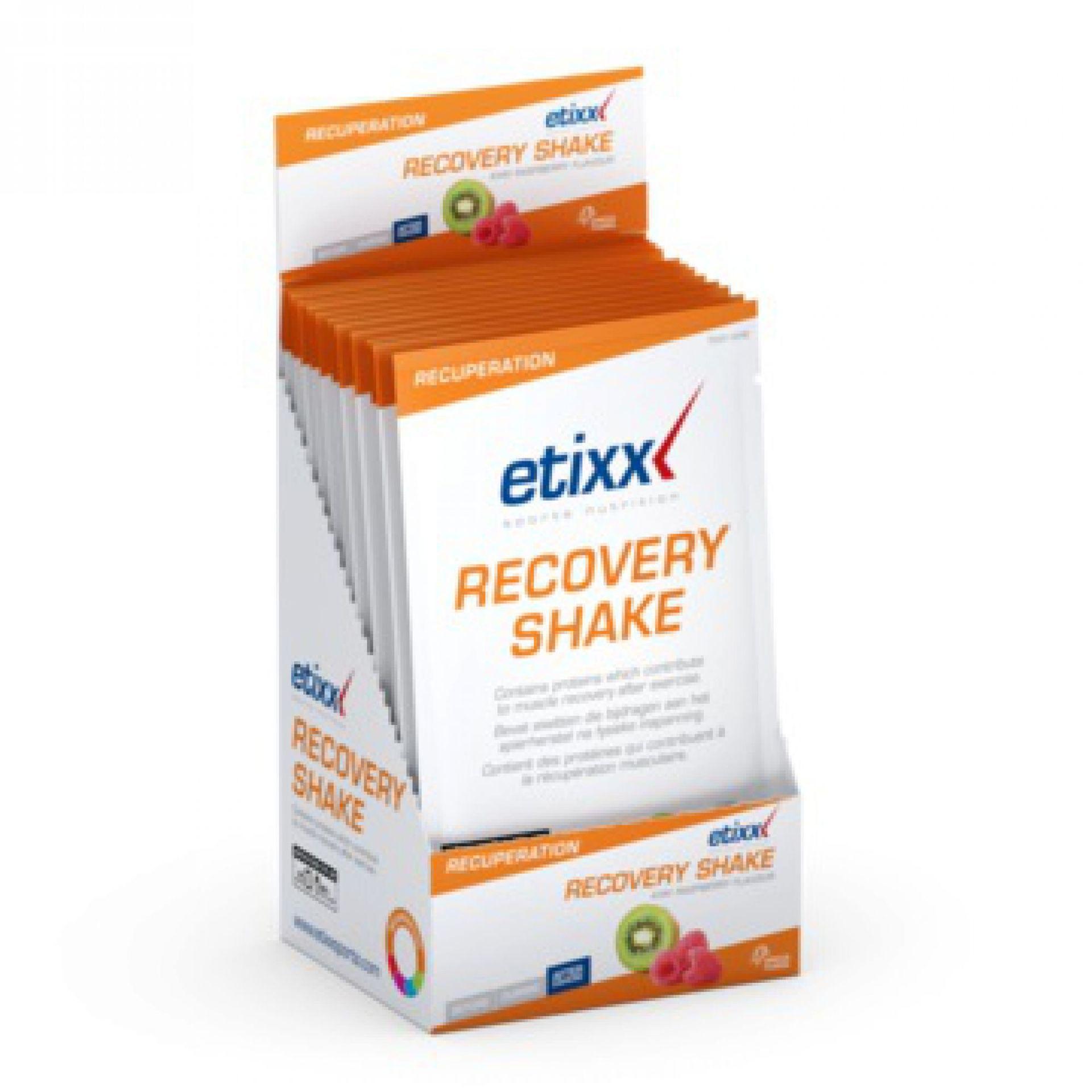 NAPÓJ ENERGETYCZNY ETIXX RECOVERY SHAKE MALINA KIWI 1