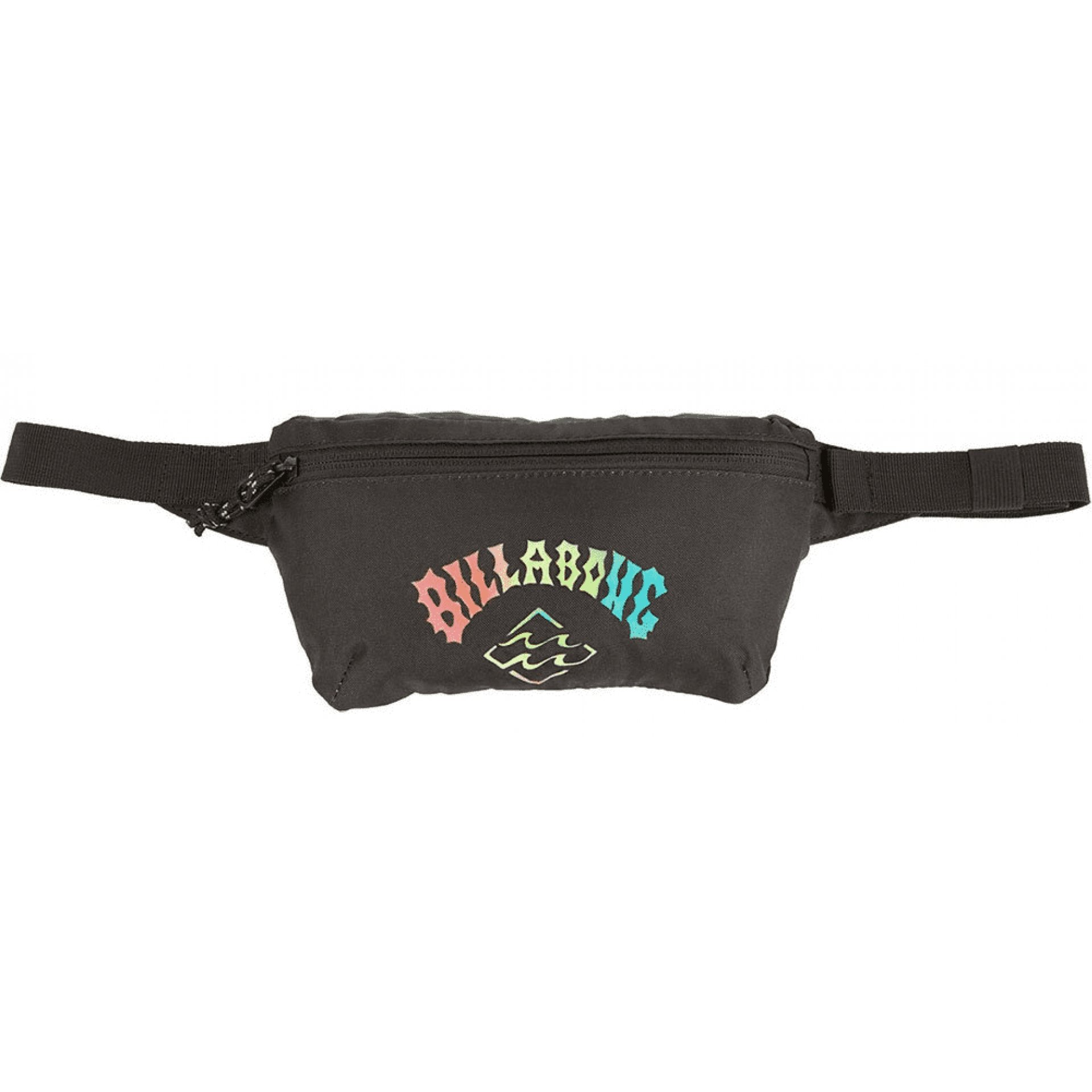 NERKA BILLABONG CACHE BUM BAG S5ES01BIP0 4565 BLACK NEON