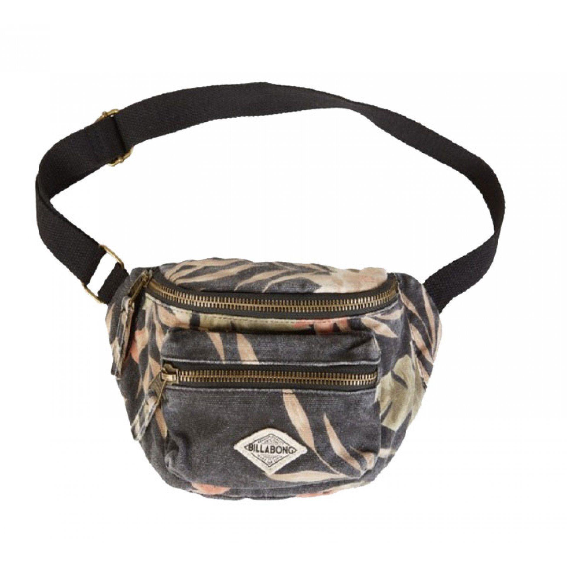 NERKA BILLABONG ON MY BUM BAG S9ES04BIP0 4351 BAYLEAF