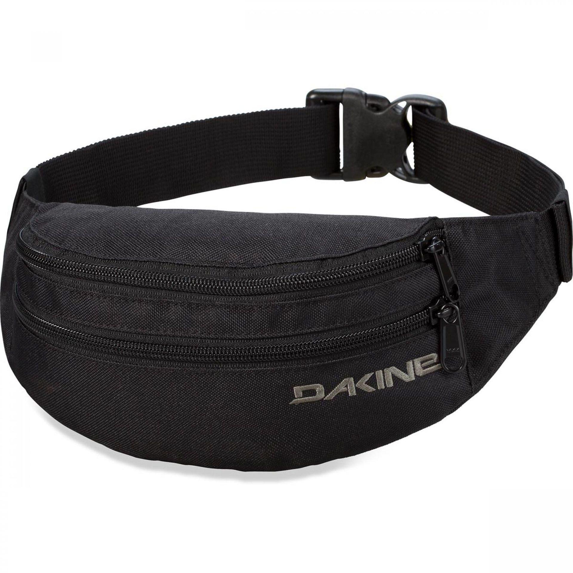 NERKA DAKINE CLASSIC HIP PACK BLACK CZARNY