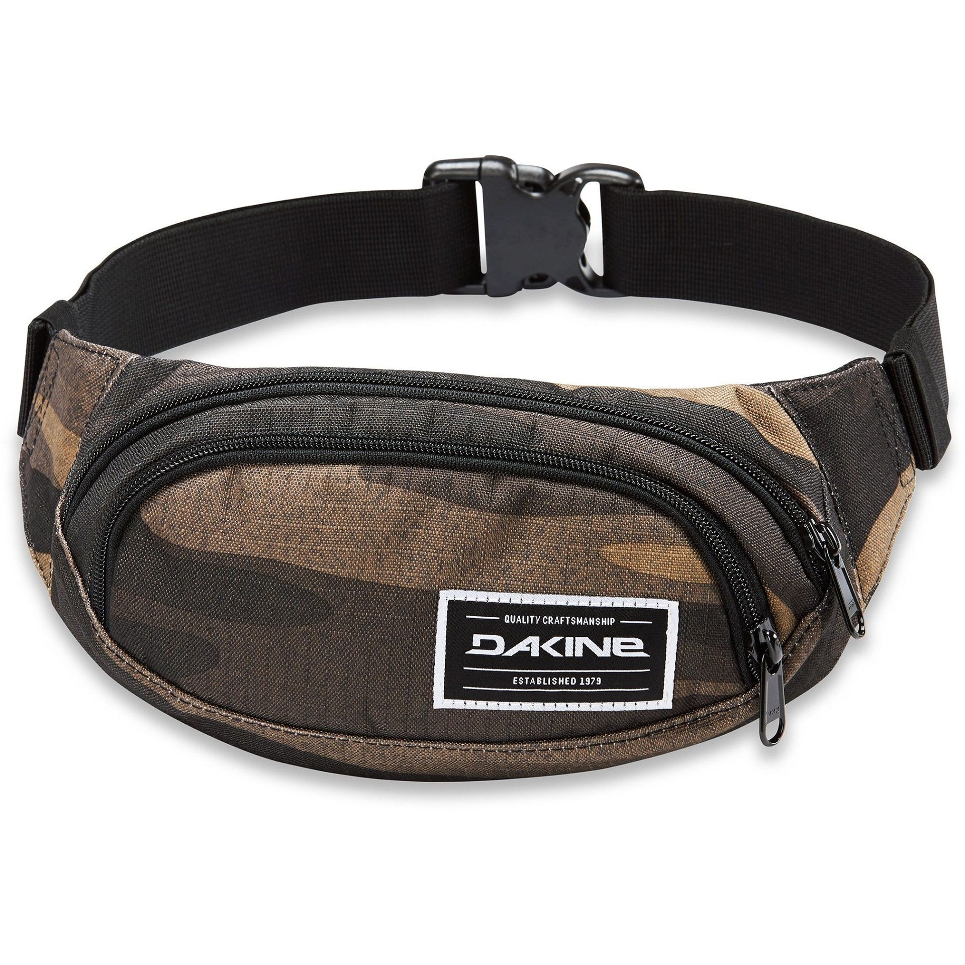 NERKA DAKINE HIP PACK FIELD CAMO