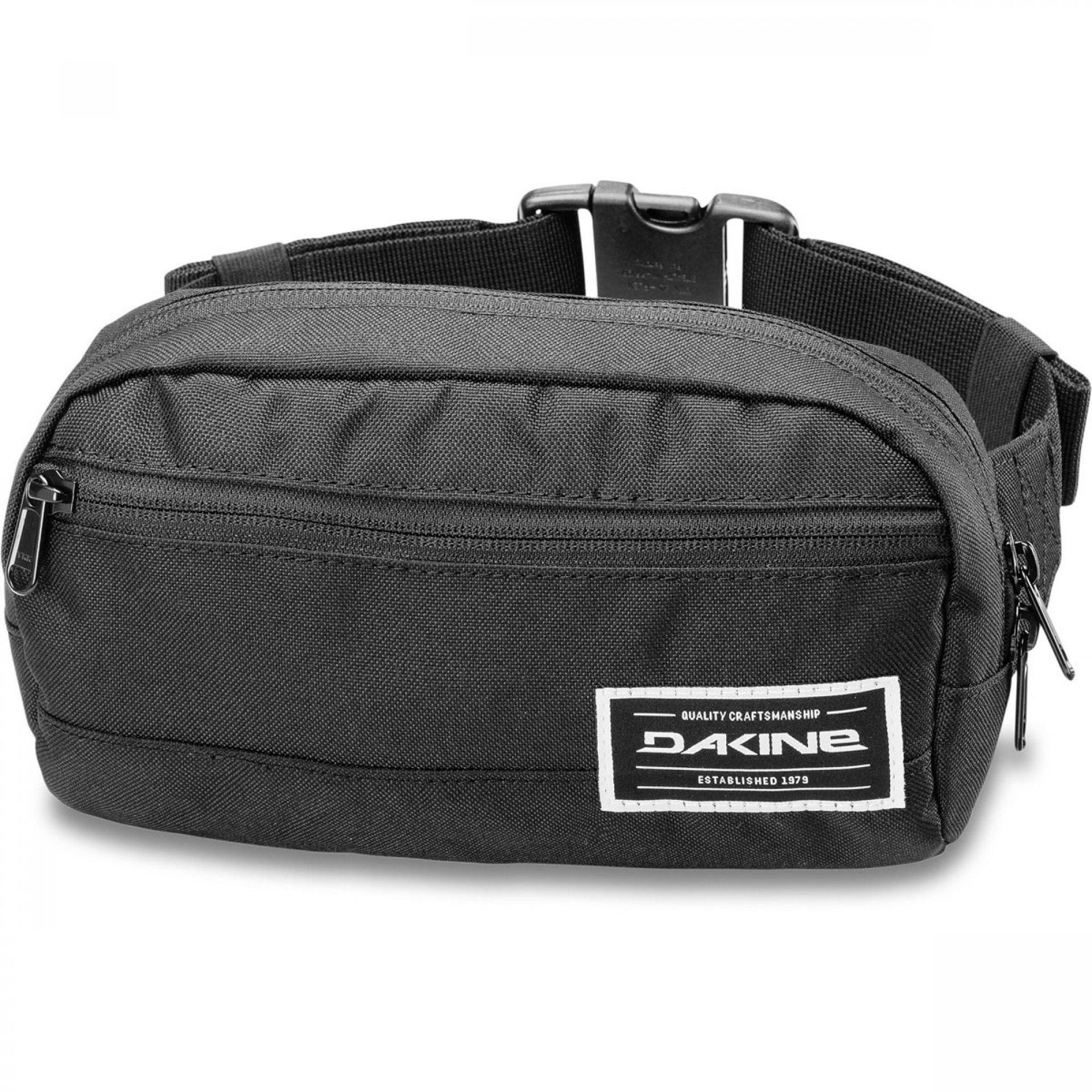 NERKA DAKINE RAD HIP PACK BLACK