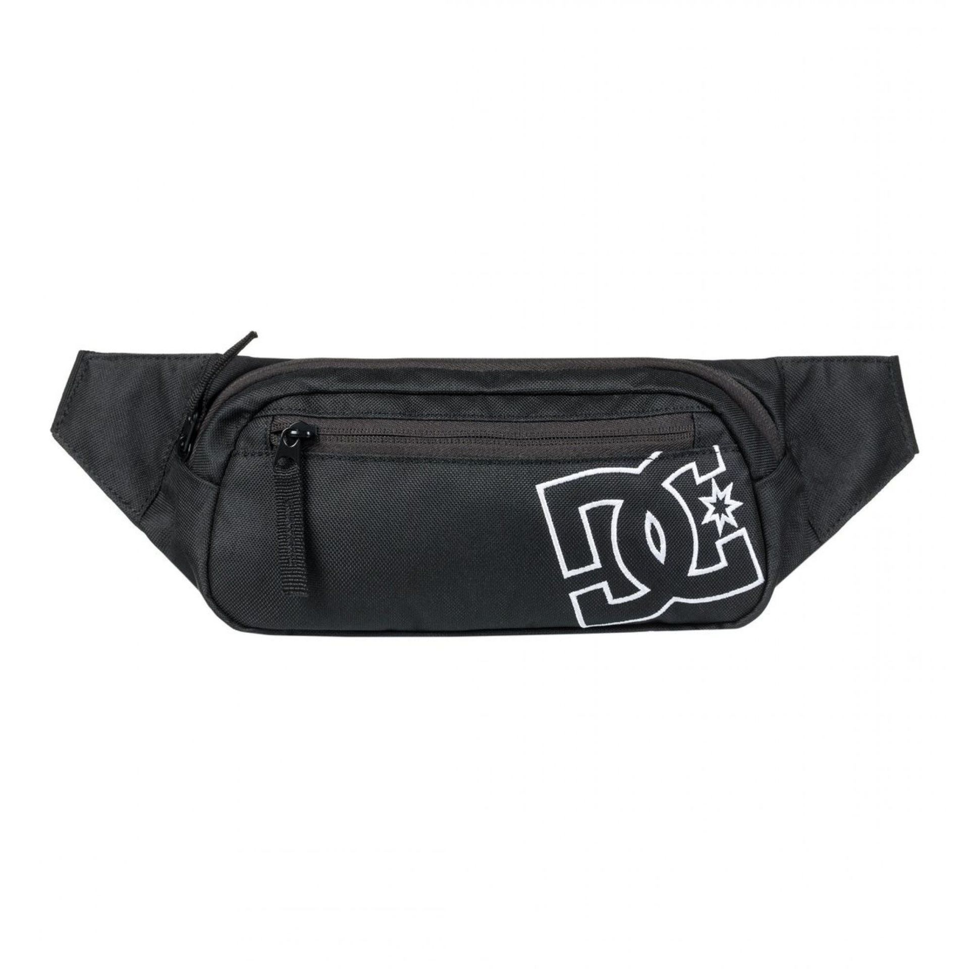 NERKA DC FARCE FANNY PACK BLACK