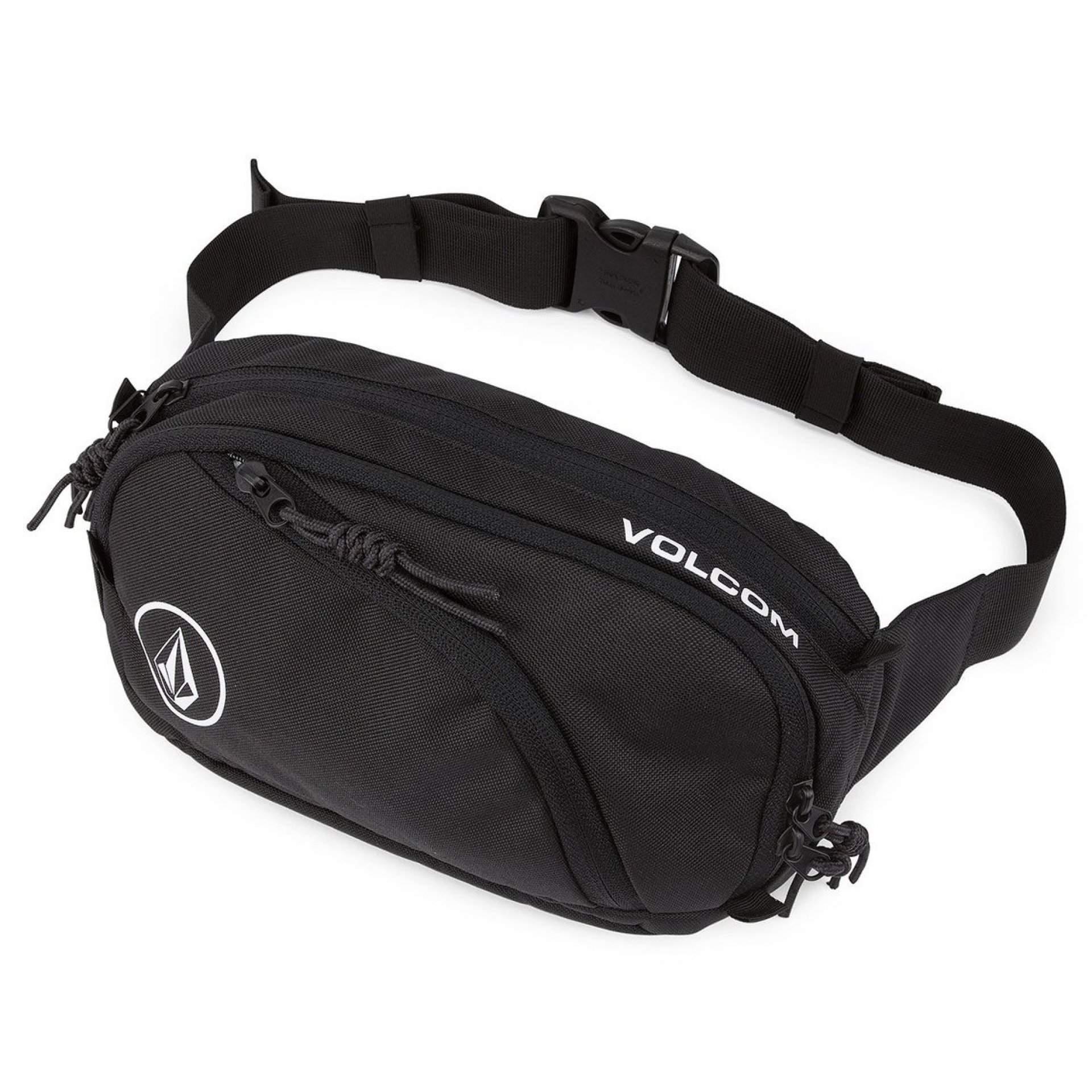 NERKA VOLCOM WAISTED PACK D6511650 BLACK