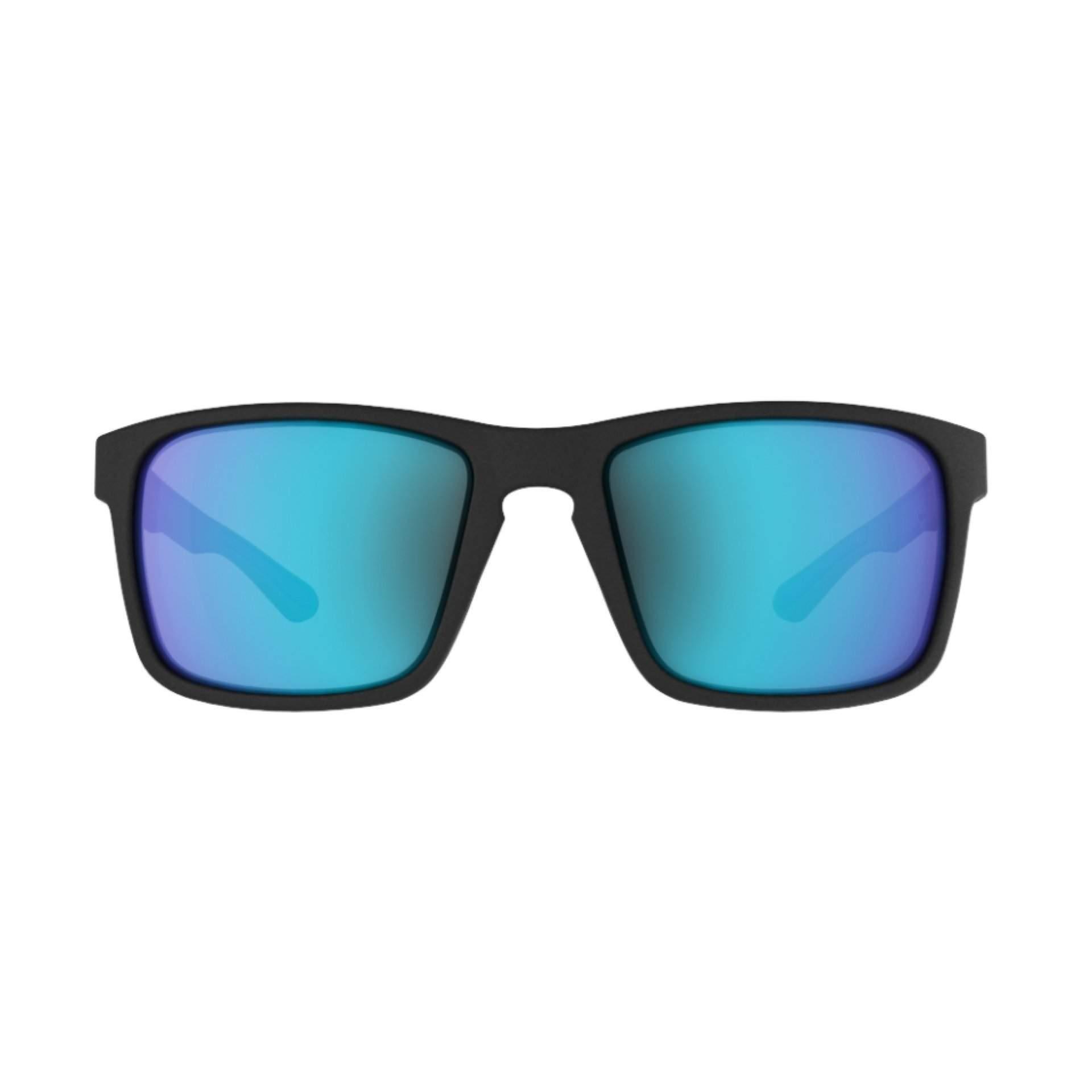 OKULARY BLIZ LUNA BLACK SMOKE W BLUE MULTI 54605 13 Z PRZODU
