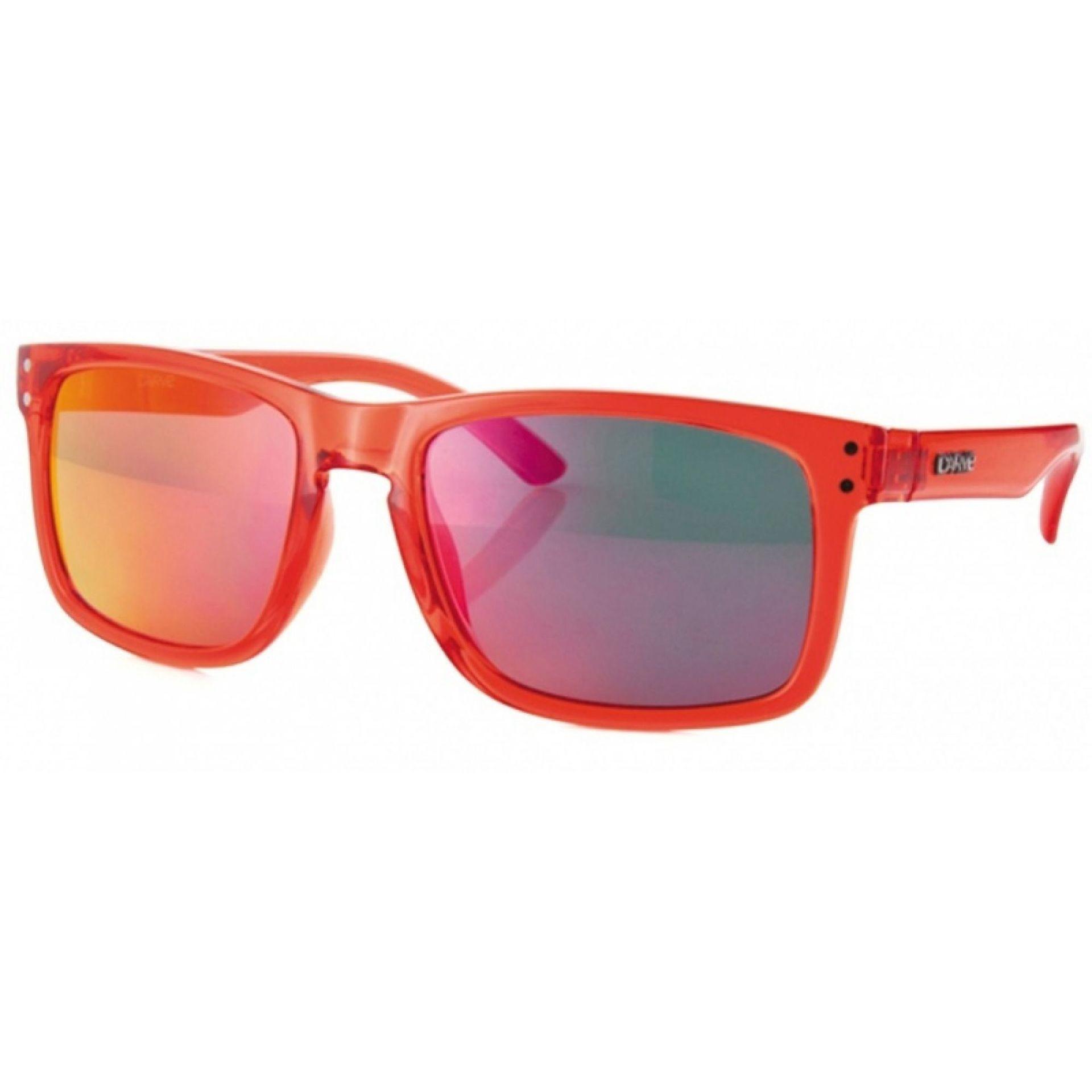 Okulary Carve Goblin czerwone