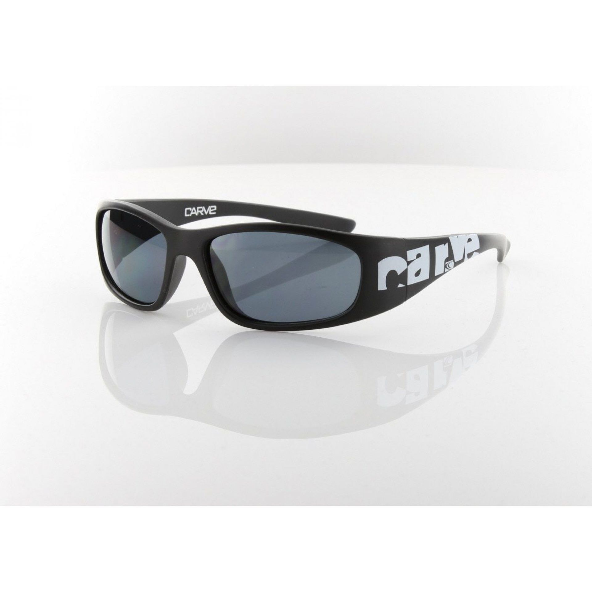 OKULARY CARVE KIDS RACER BLACK