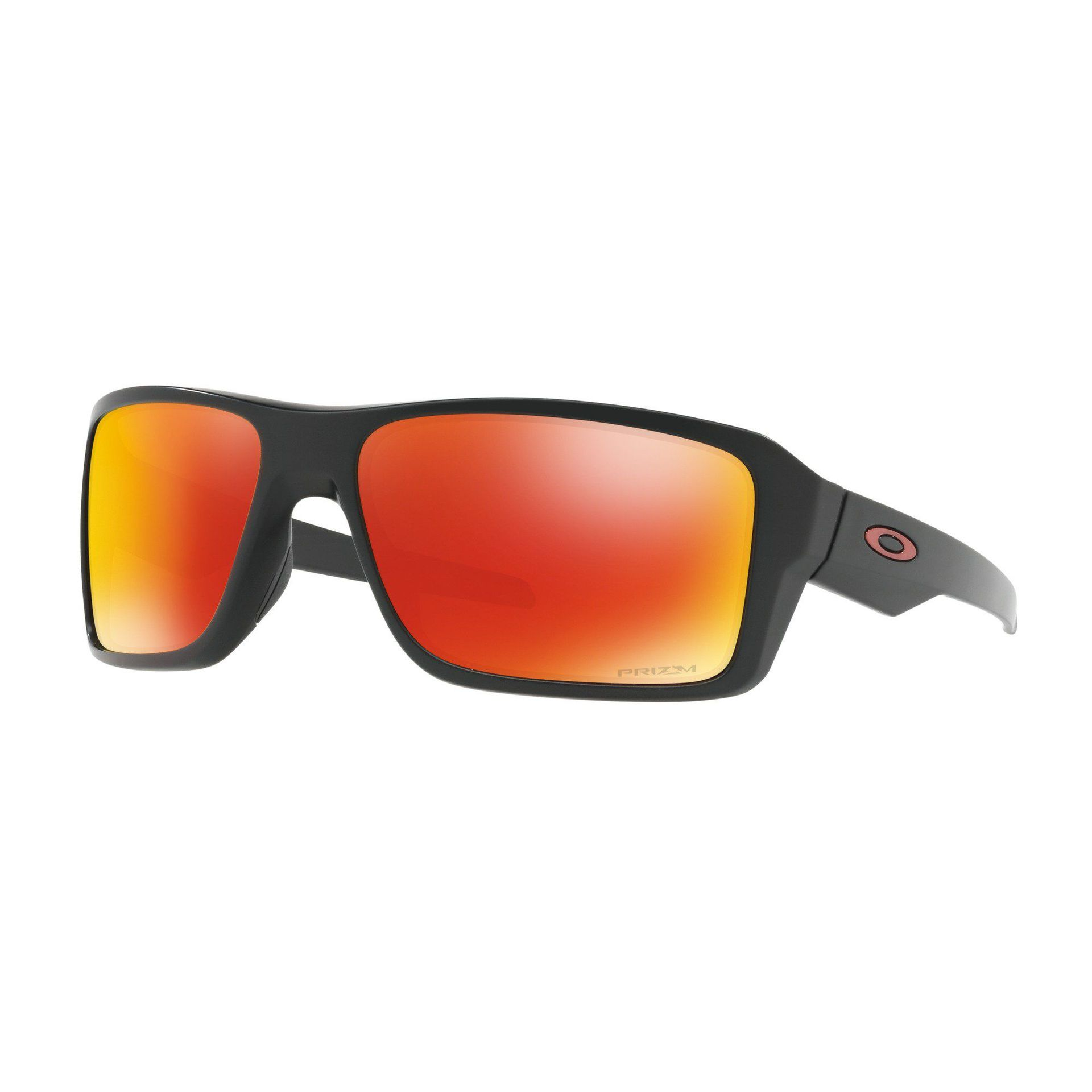OKULARY OAKLEY DOUBLE EDGE MATTE BLACK|PRIZM RUBY POLARIZED