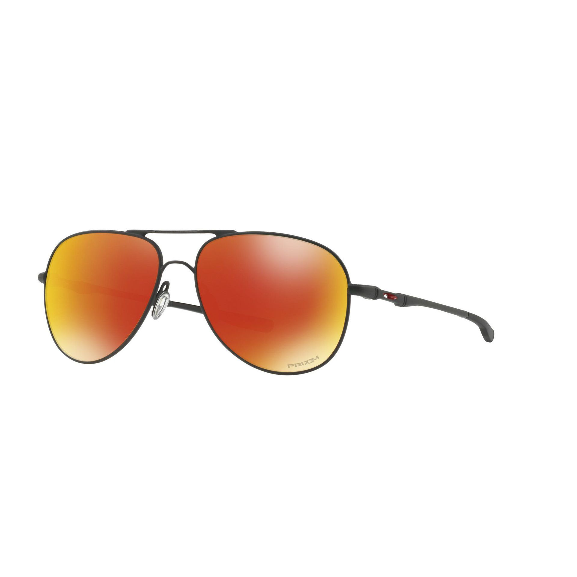 OKULARY OAKLEY ELMONT L SATIN BLACK|PRIZM RUBY