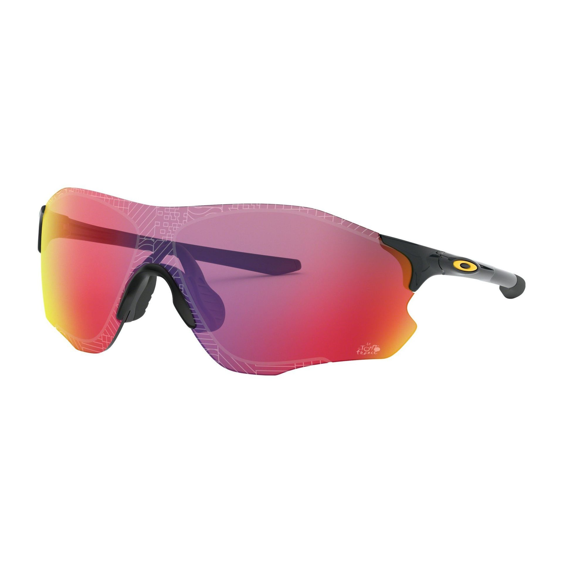 OKULARY OAKLEY EVZERO PATH TOUR DE FRANCE CARBON|PRIZM ROAD 1