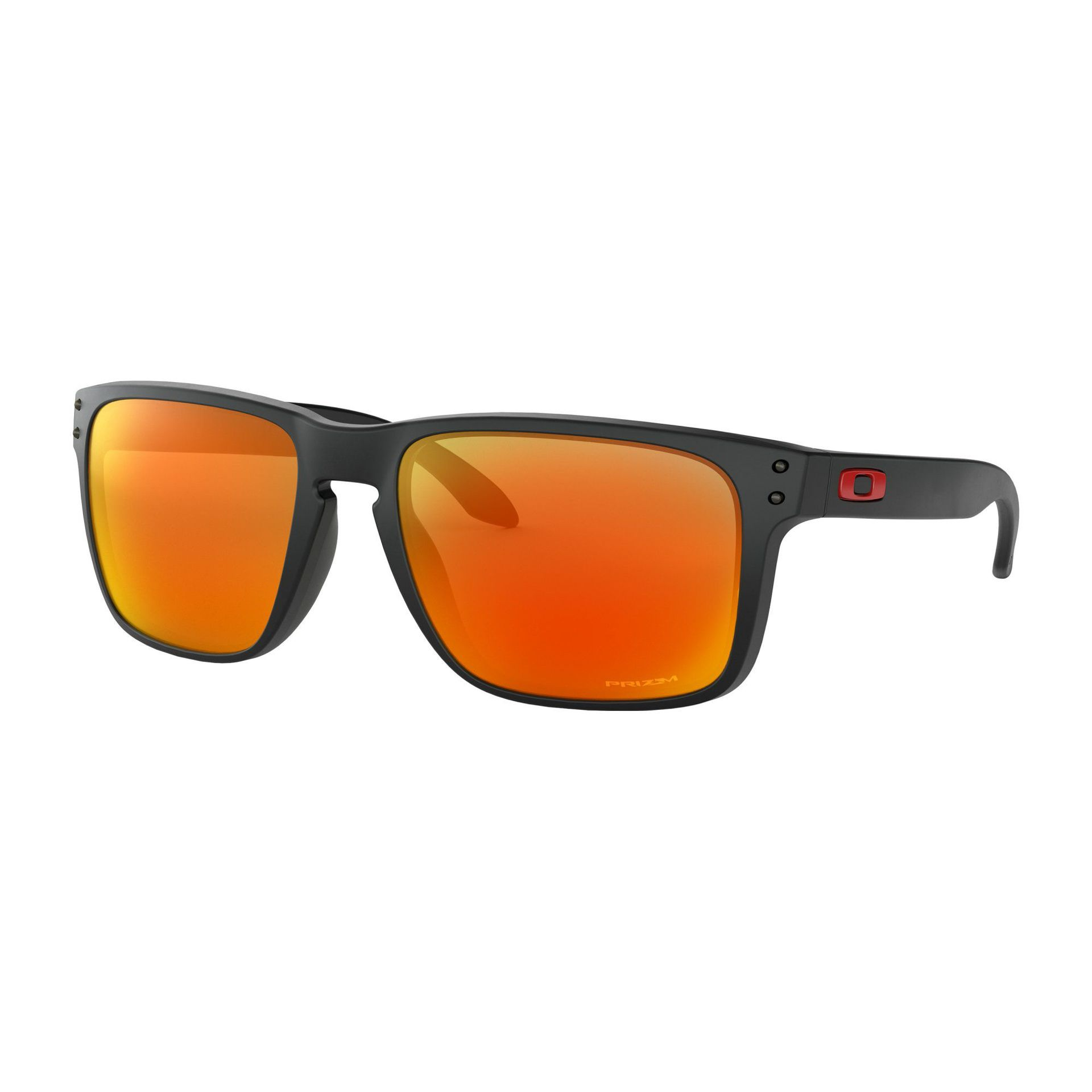 OKULARY OAKLEY HOLBROOK XL MATTE BLACK PRIZM RUBY