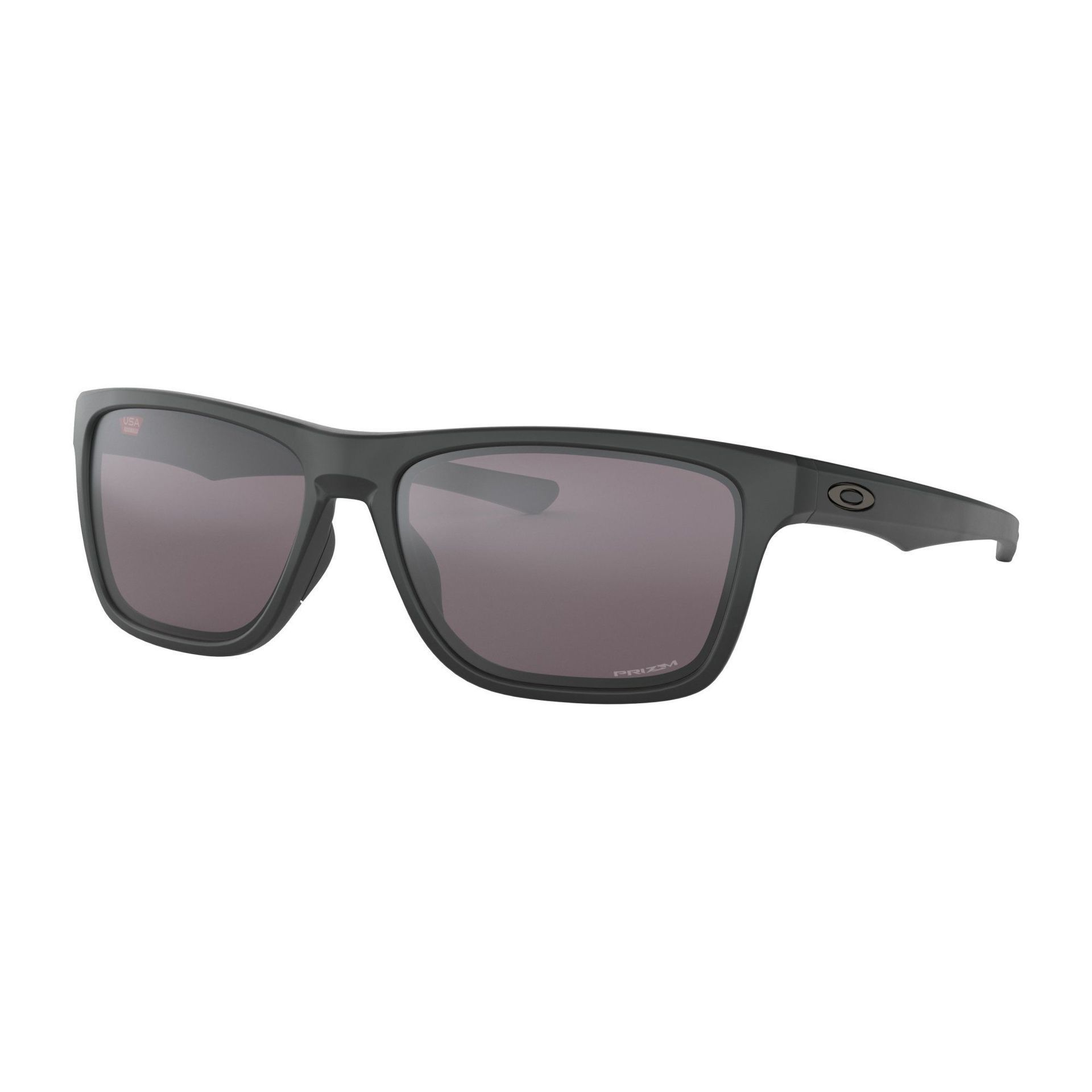 OKULARY OAKLEY HOLSTON MATTE BLACK|PRIZM GREY