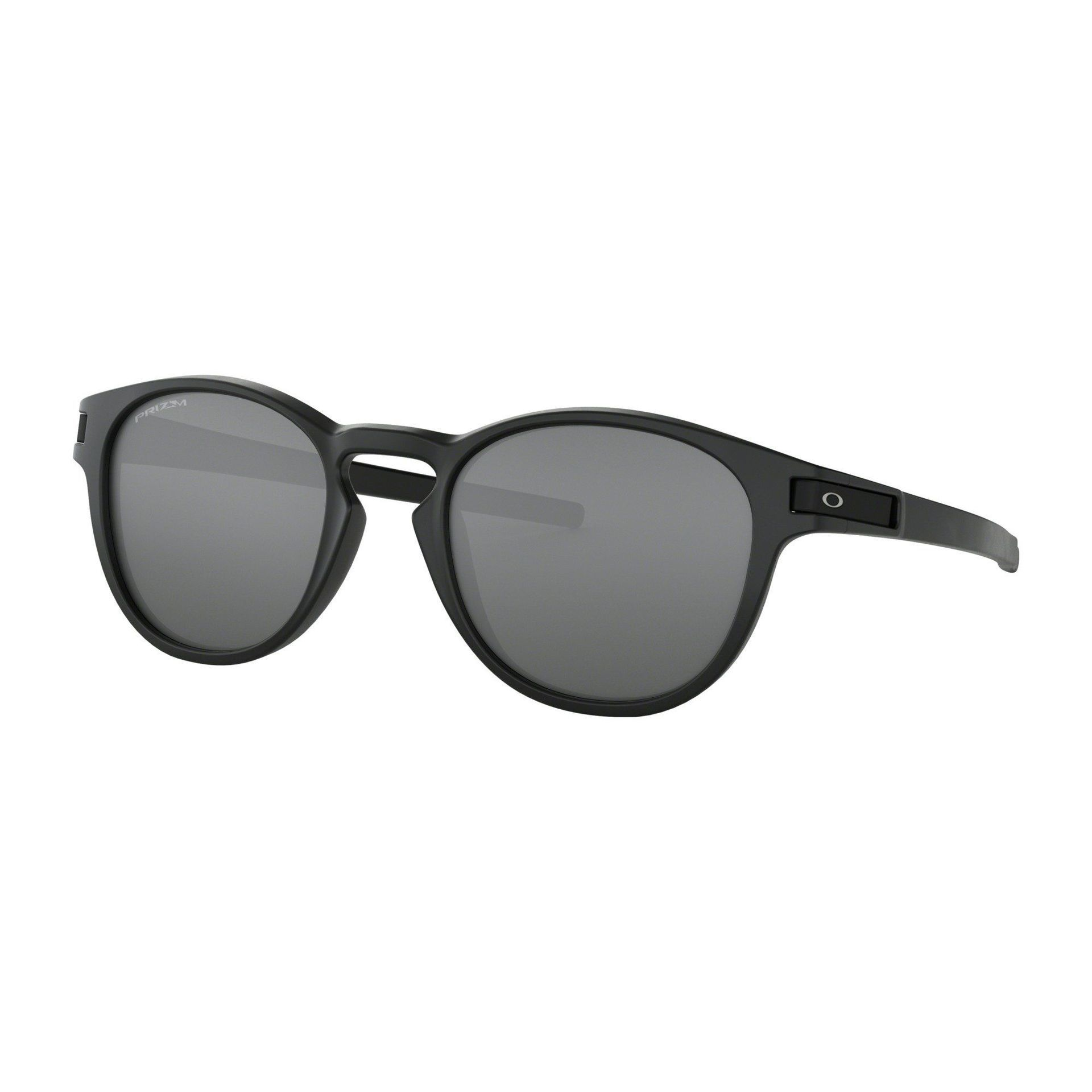 OKULARY OAKLEY LATCH MATTE BLACK|PRIZM BLACK 1
