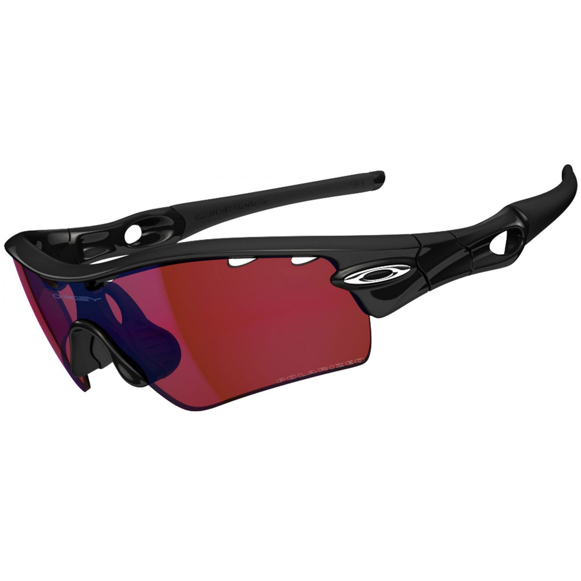 OKULARY OAKLEY RADAR EV PATH POLARIZED POLISHED BLACK