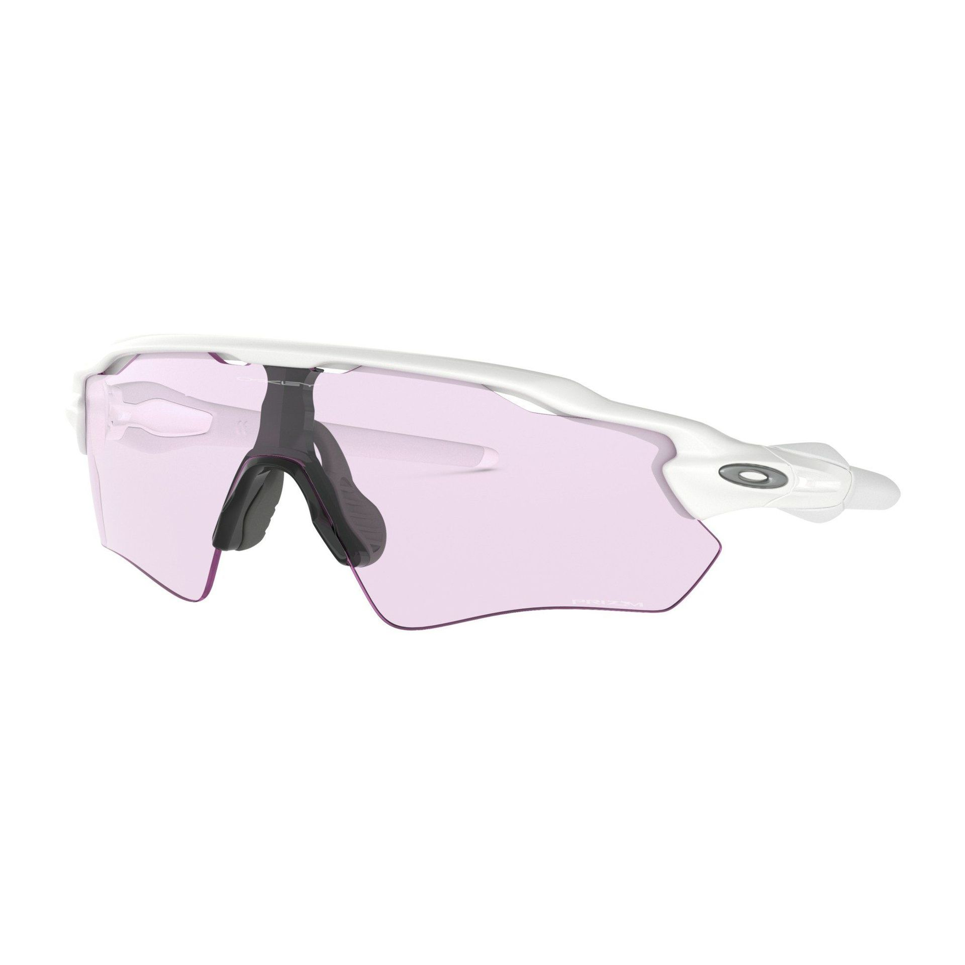 OKULARY OAKLEY RADAR EV PATH POLISHED WHITE|PRIZM LOW LIGHT 1