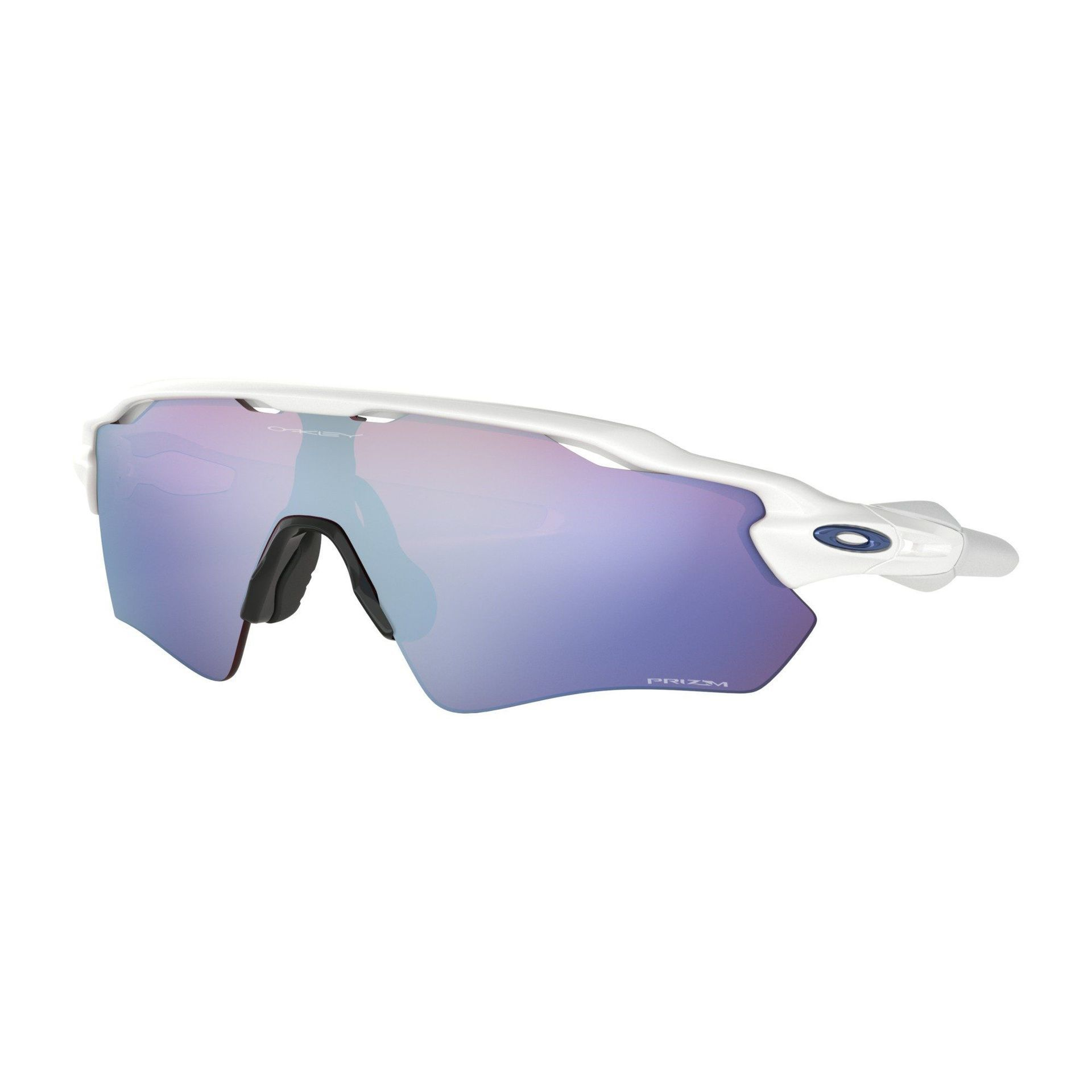OKULARY OAKLEY RADAR EV PATH POLISHED WHITE|PRIZM SNOW SAPPHIRE 1