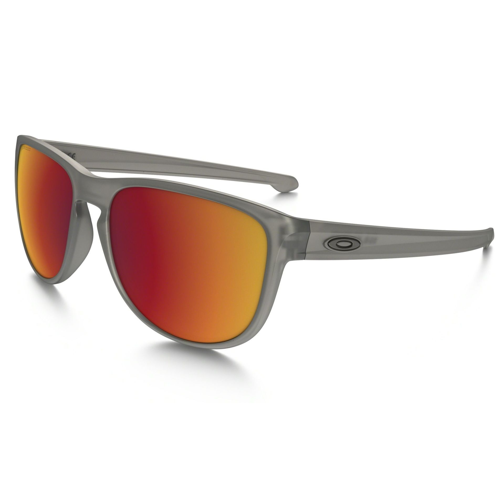 OKULARY OAKLEY SLIVER ROUND POLARIZED GREY INKWTORCHIRIDIUM