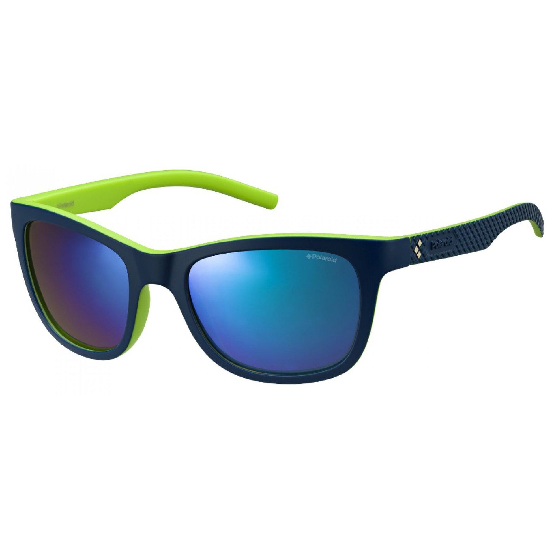 OKULARY POLAROID PLD 7008|S BLUE GREEN