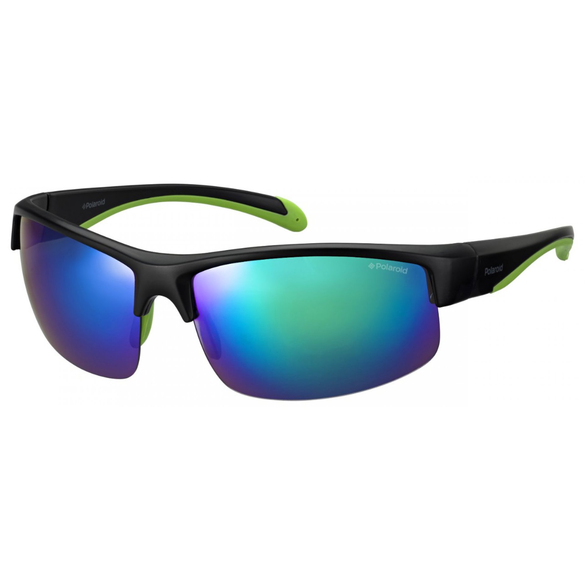 OKULARY POLAROID PLD 7019|S BLACK GREEN