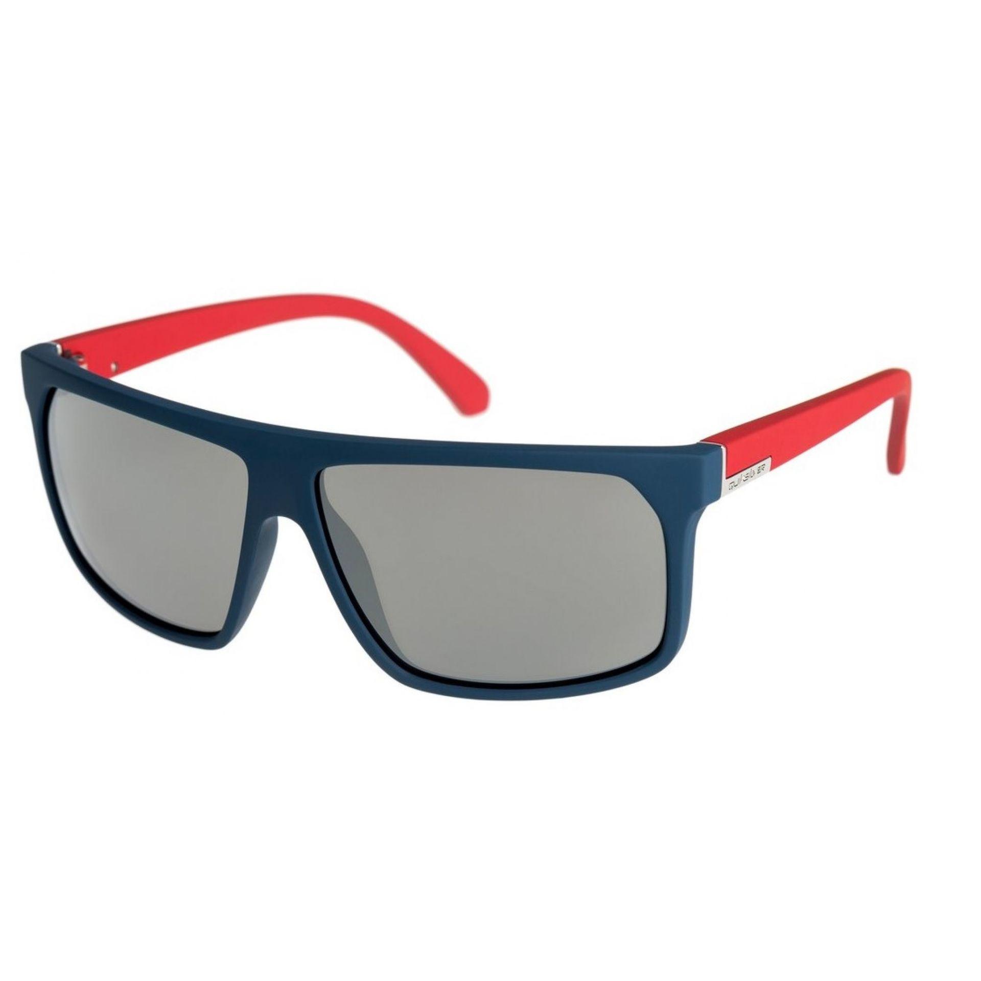 Okulary Quiksilver Moonwalker czerwony