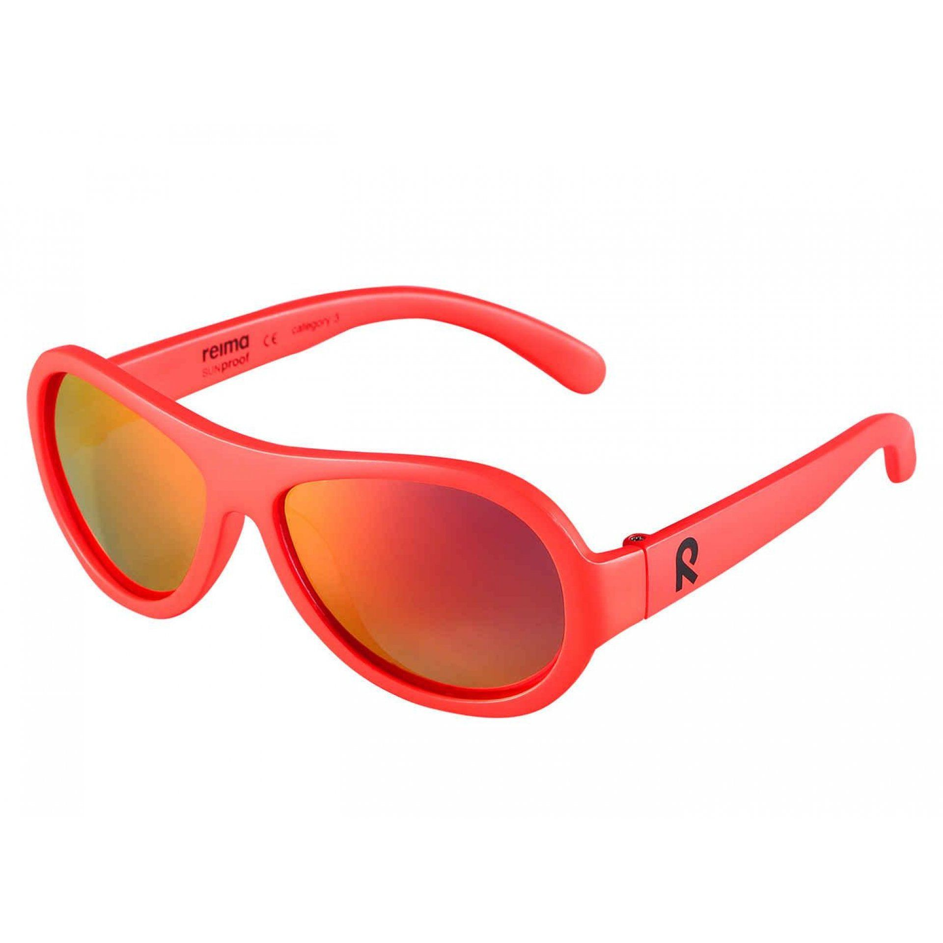 OKULARY REIMA AHOIS 599177-3710 FLAME RED