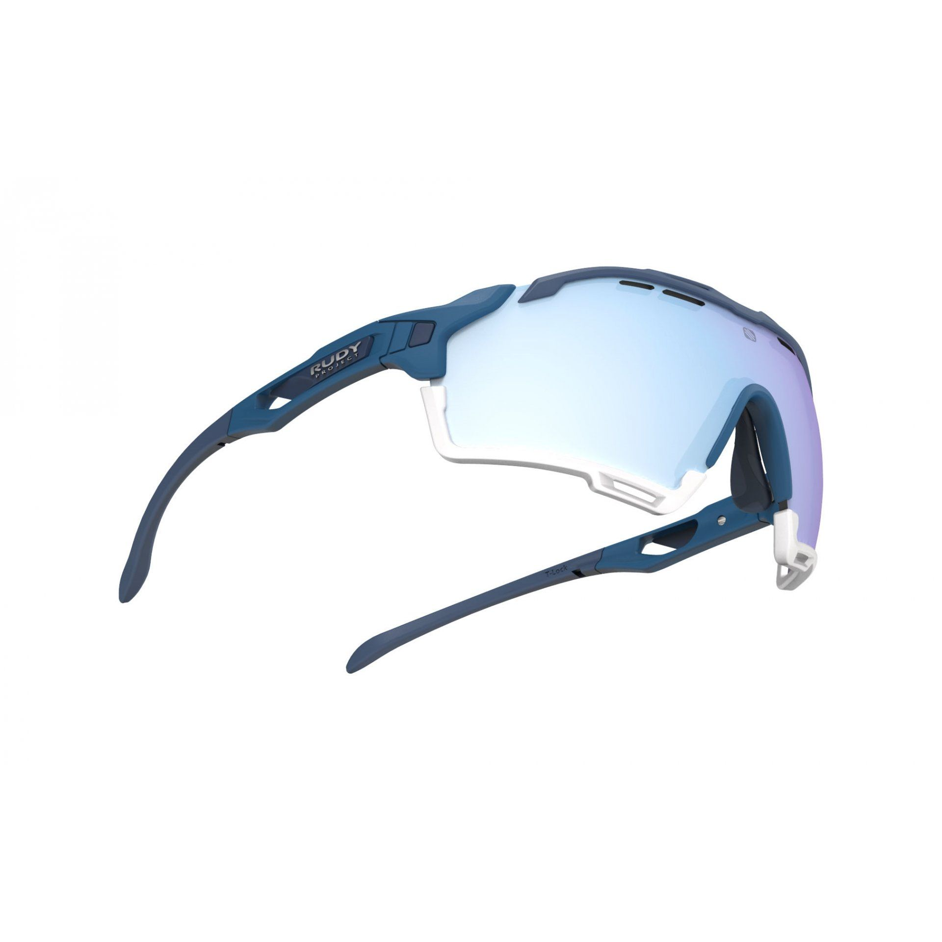 OKULARY RUDY PROJECT CUTLINE PACIFIC BLUE MATTE+MULTILASER ICE 3