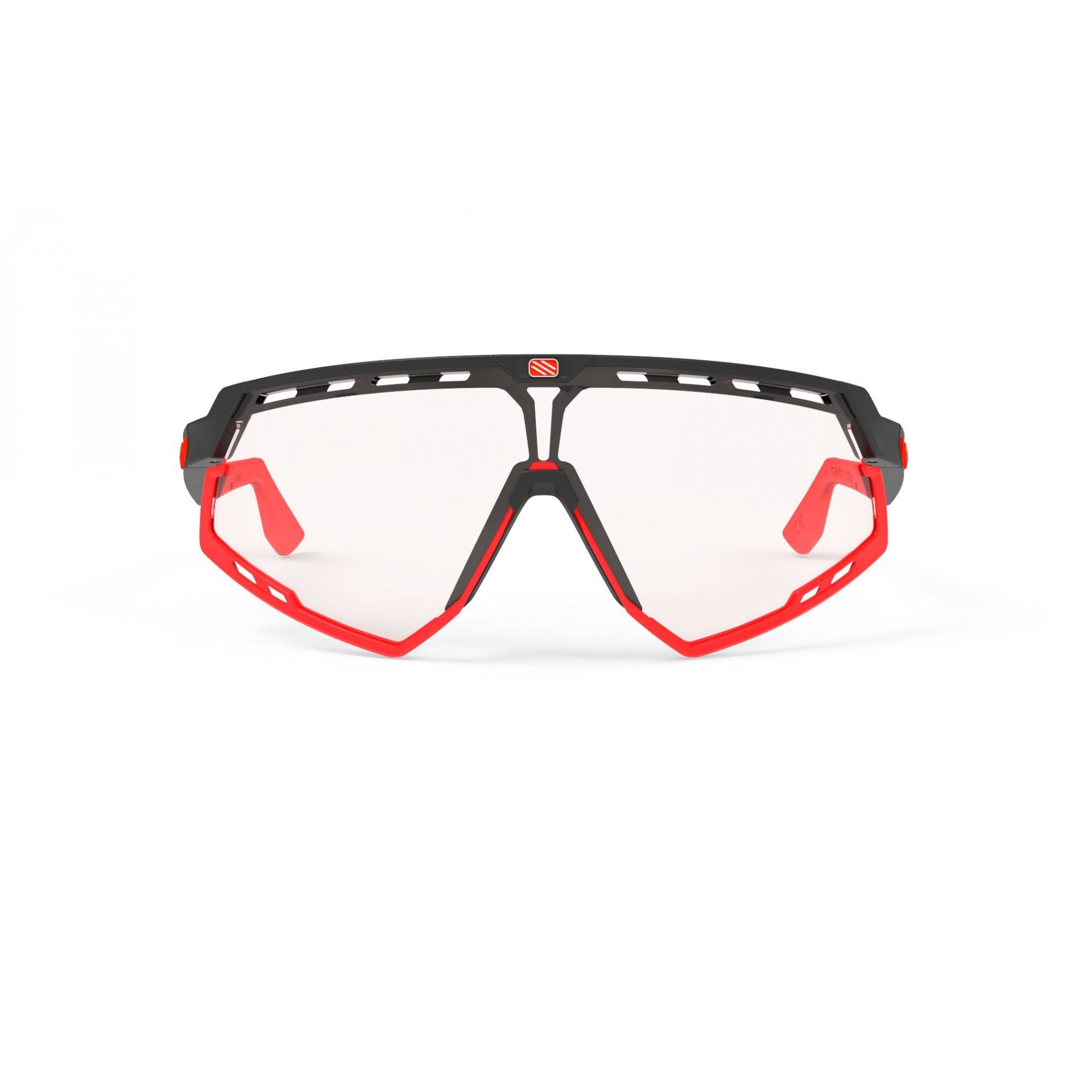 OKULARY RUDY PROJECT DEFENDER BLACK MATTE+PHOTOCHROMIC RED 2