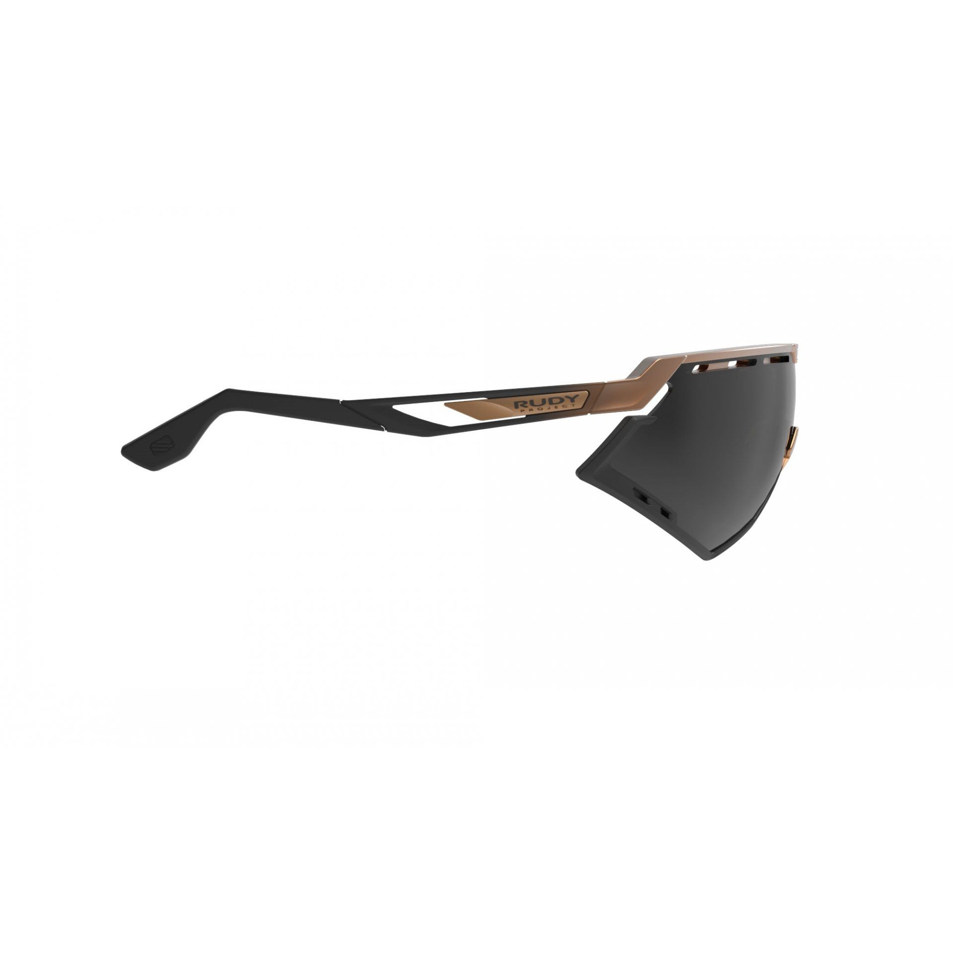 OKULARY RUDY PROJECT DEFENDER BRONZE MATTE|BLACK+SMOKE BLACK 4
