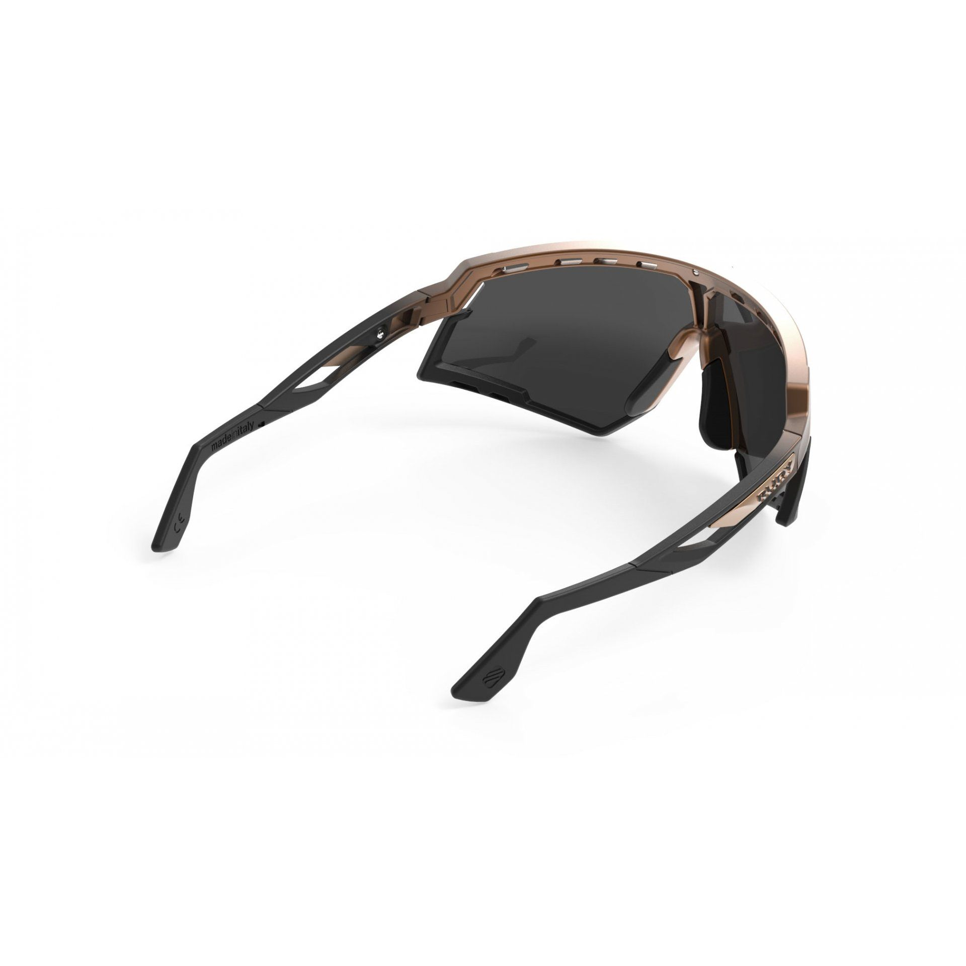 OKULARY RUDY PROJECT DEFENDER BRONZE MATTE|BLACK+SMOKE BLACK 5