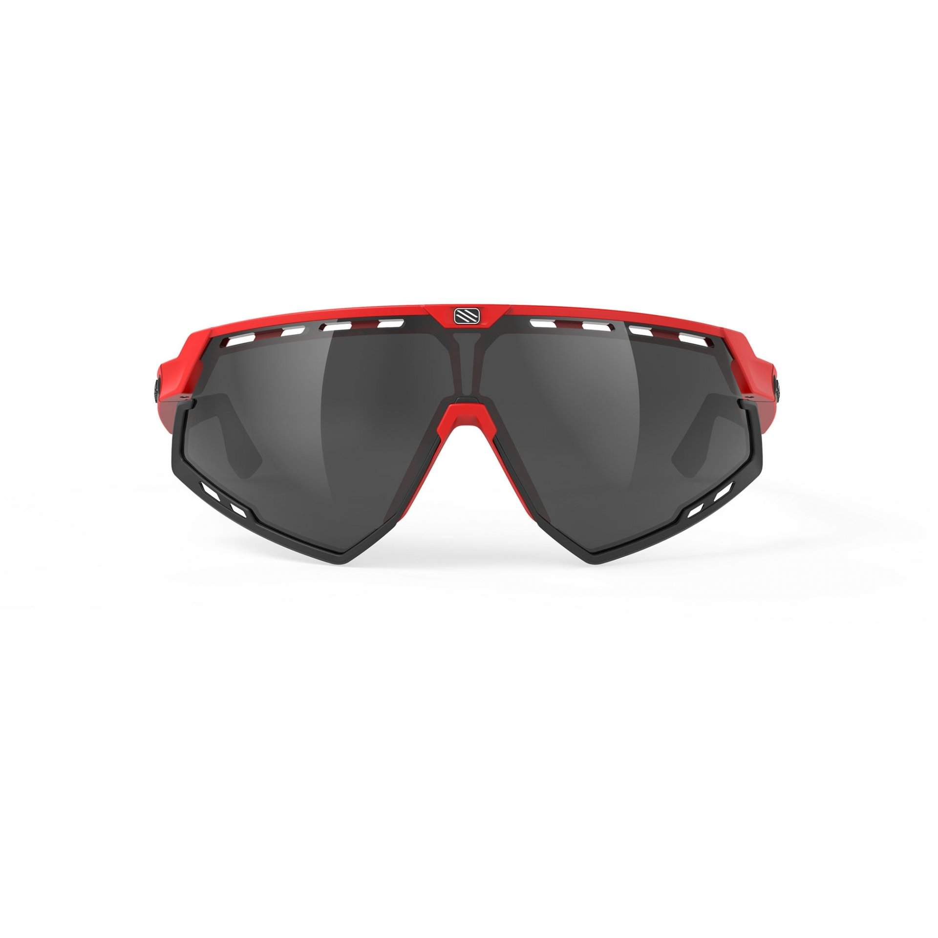 OKULARY RUDY PROJECT DEFENDER FIRE RED MATTE|SMOKE BLACK 2