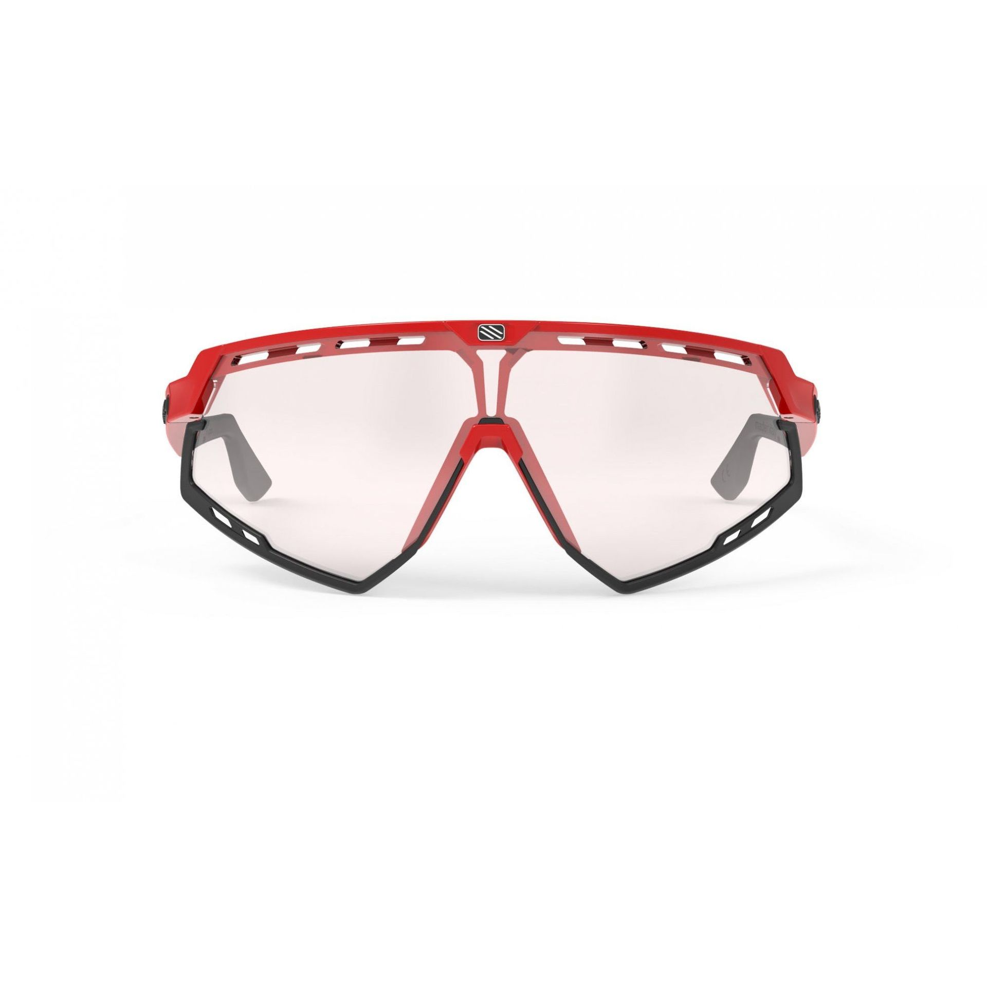 OKULARY RUDY PROJECT DEFENDER FIRE RED BLACK + IMPACTX PHOTOCHROMIC 2LASERRED SP528945 2