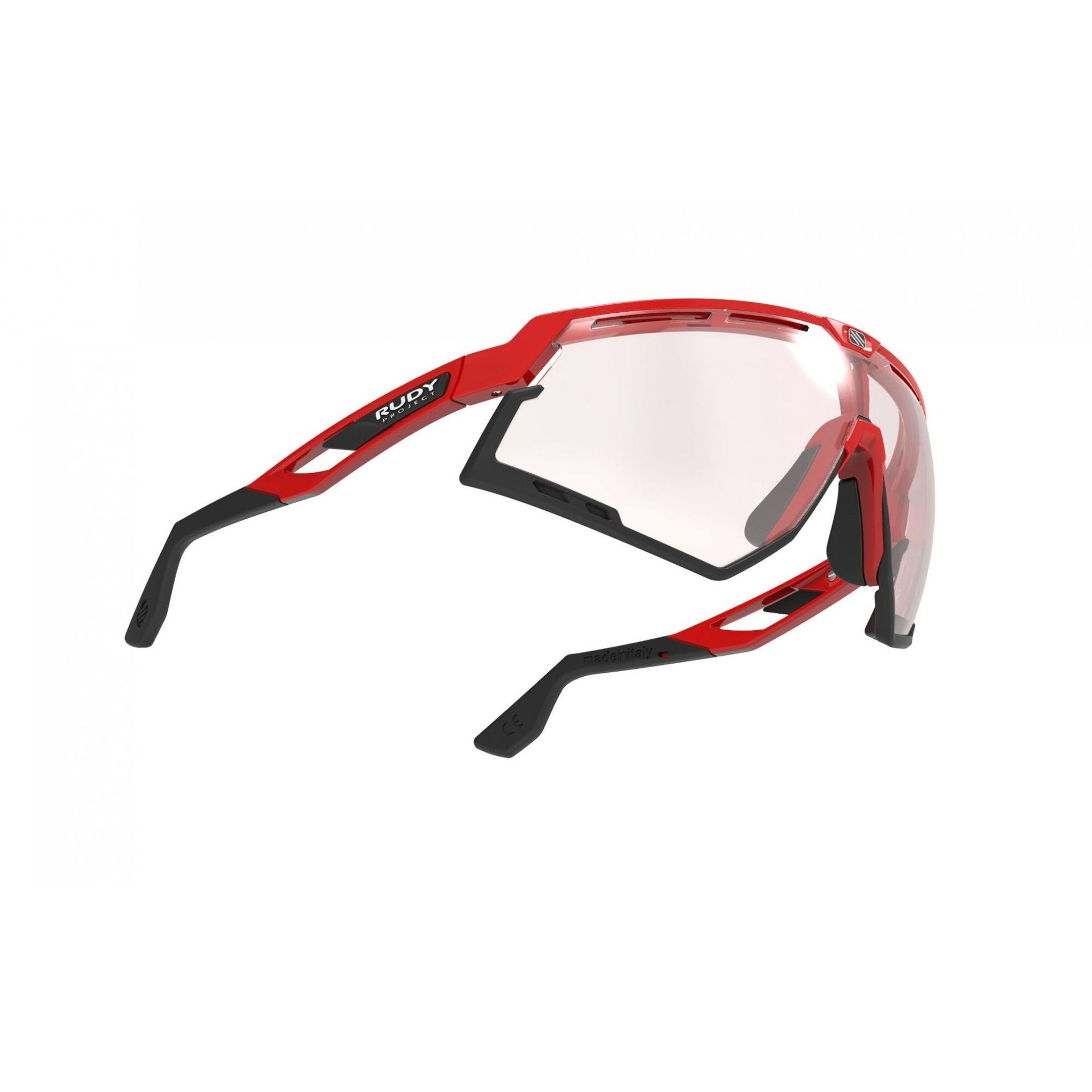 OKULARY RUDY PROJECT DEFENDER FIRE RED BLACK + IMPACTX PHOTOCHROMIC 2LASERRED SP528945 3