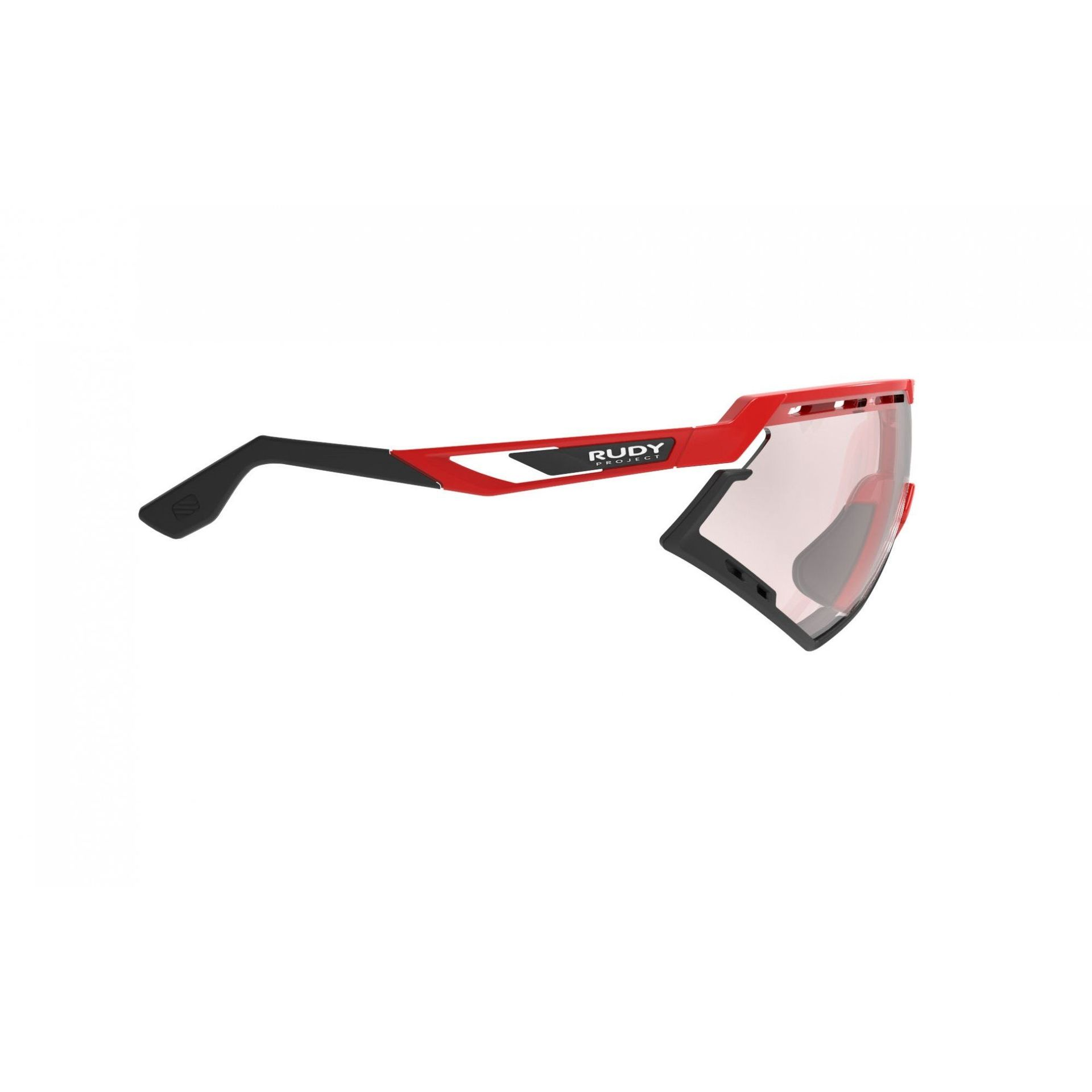 OKULARY RUDY PROJECT DEFENDER FIRE RED BLACK + IMPACTX PHOTOCHROMIC 2LASERRED SP528945 4