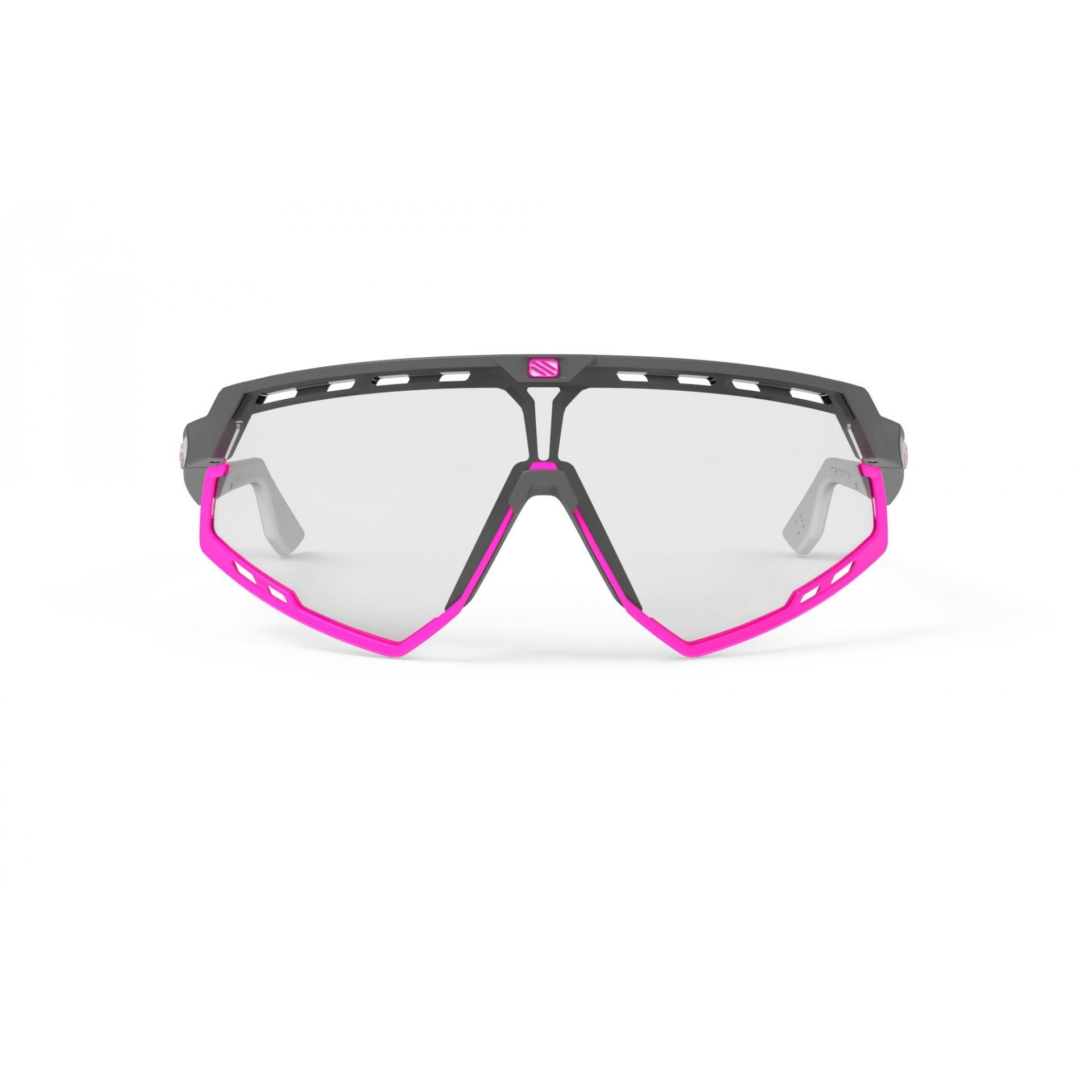 OKULARY RUDY PROJECT DEFENDER PYOMBO MATTE|FUXIA+PHOTOCHROMIC BLACK 2