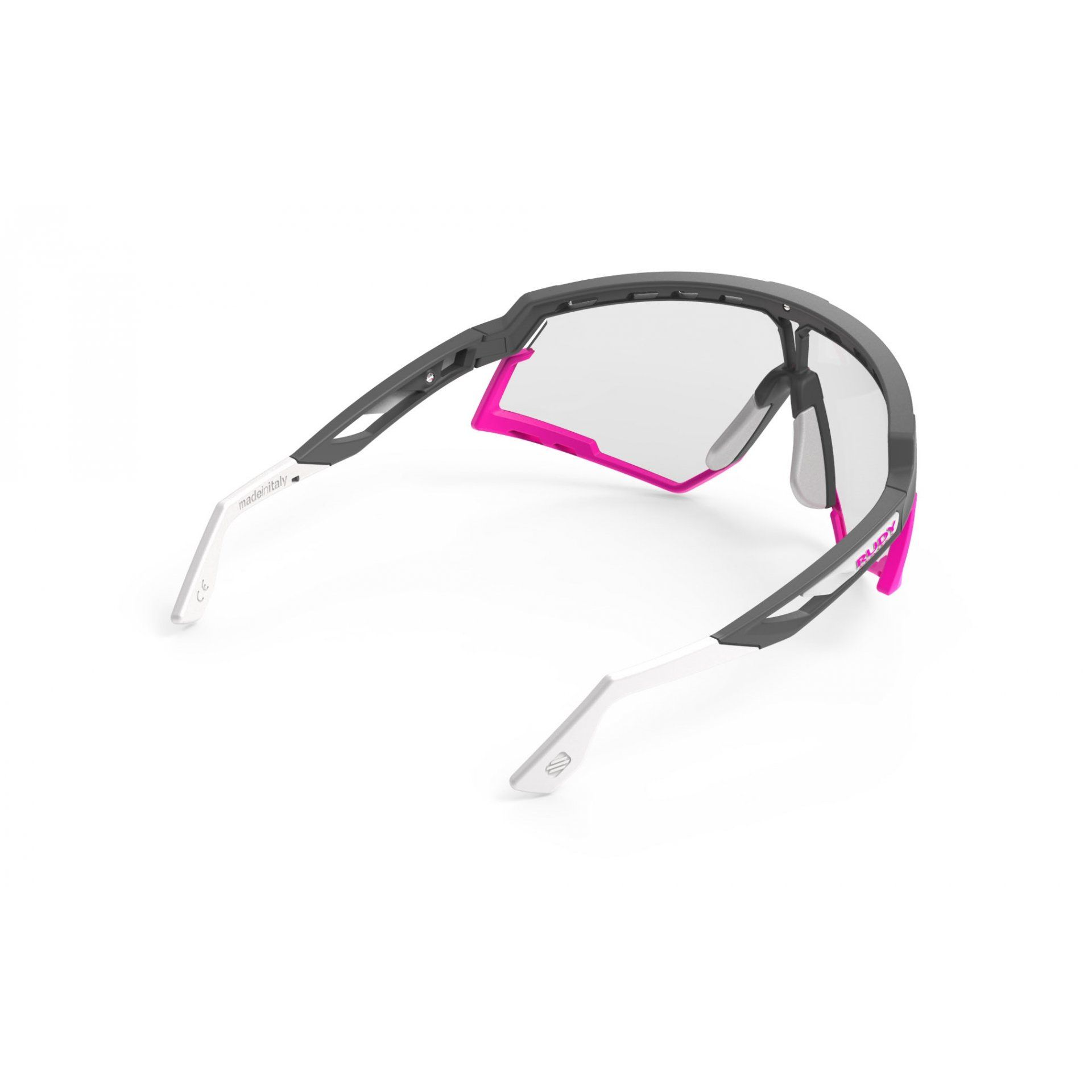 OKULARY RUDY PROJECT DEFENDER PYOMBO MATTE|FUXIA+PHOTOCHROMIC BLACK 5